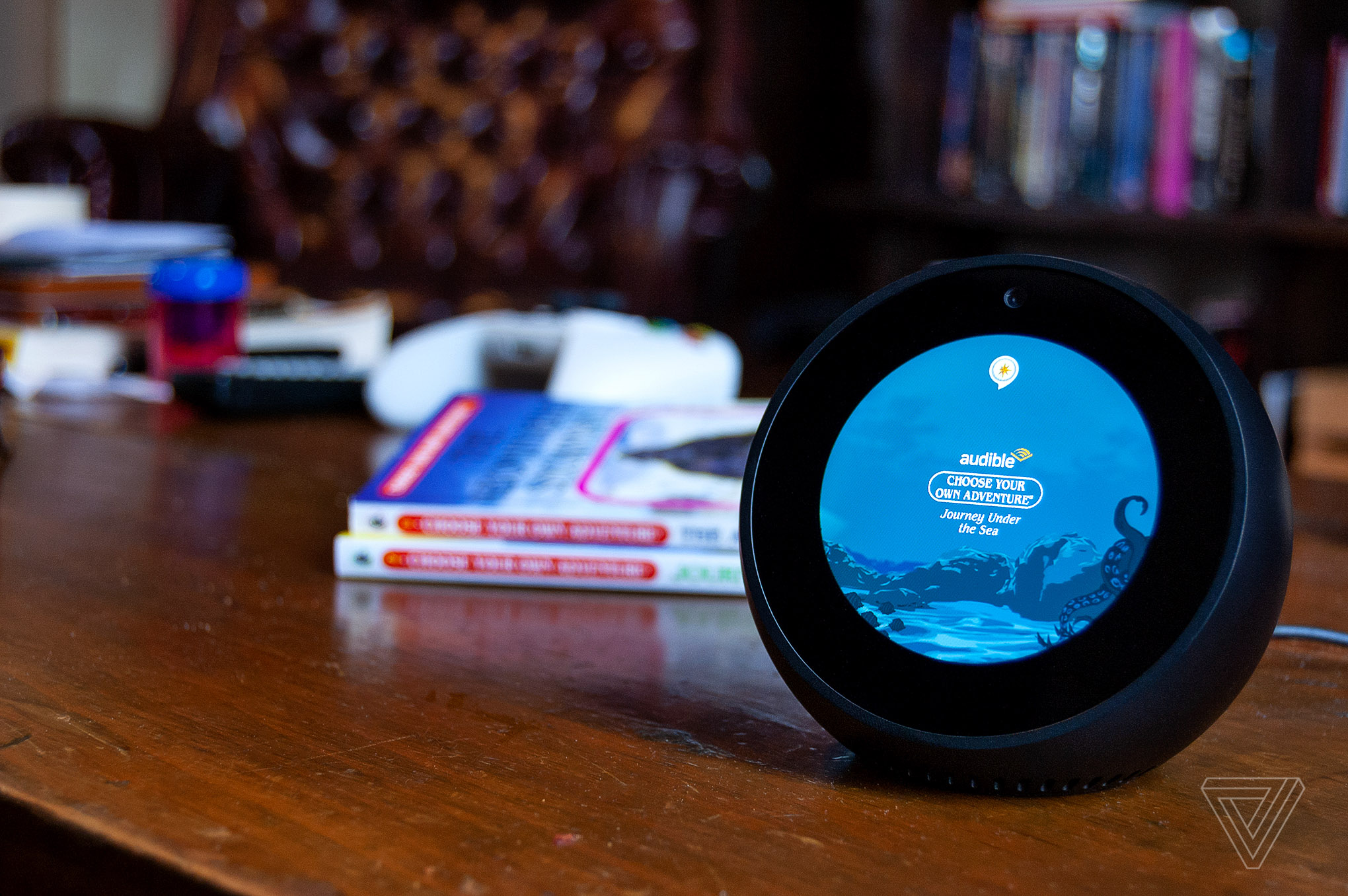 Choose Your Own Adventure is now an interactive audiobook with Alexa