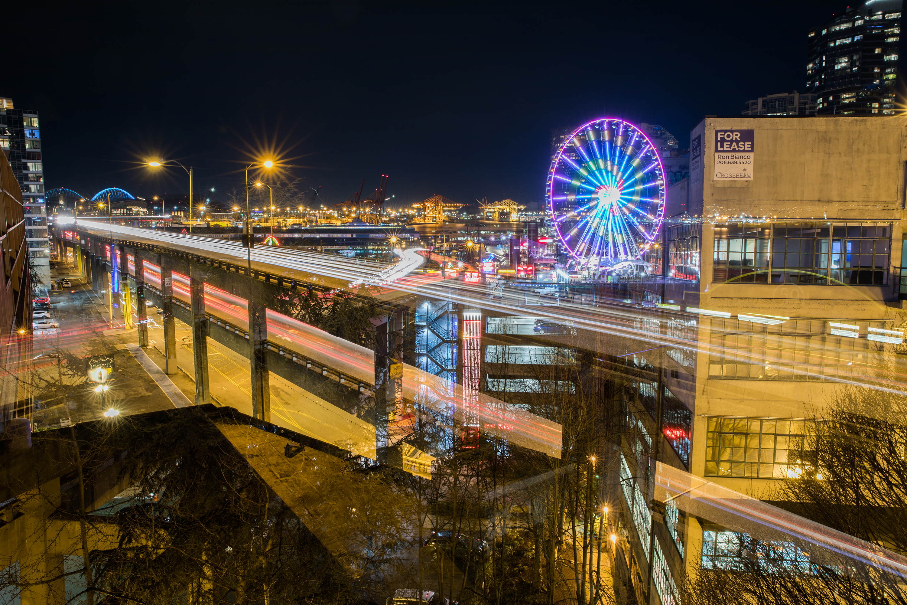 Saying goodbye to the Alaskan Way Viaduct