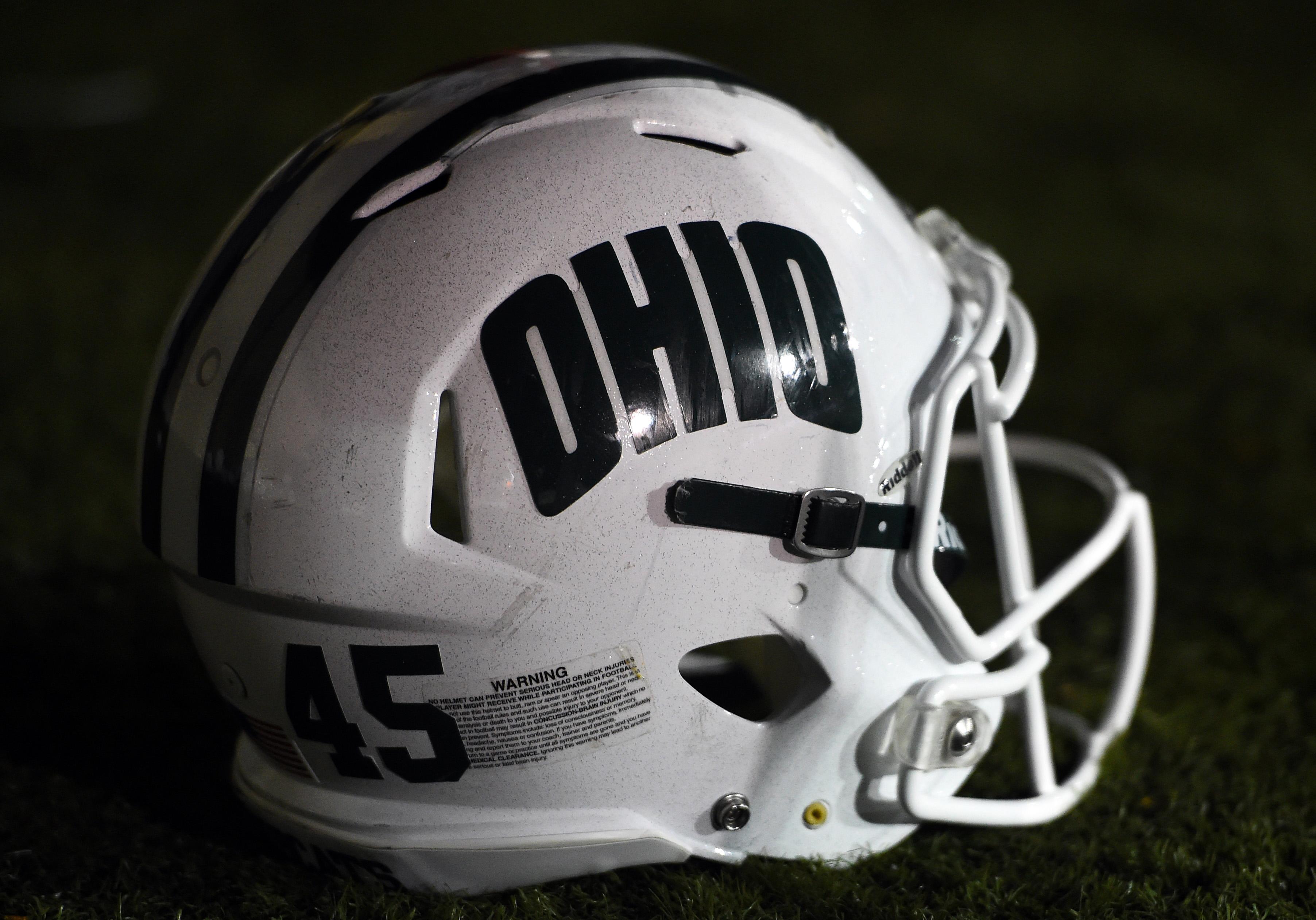 NCAA Football: Ohio at Northern Illinois