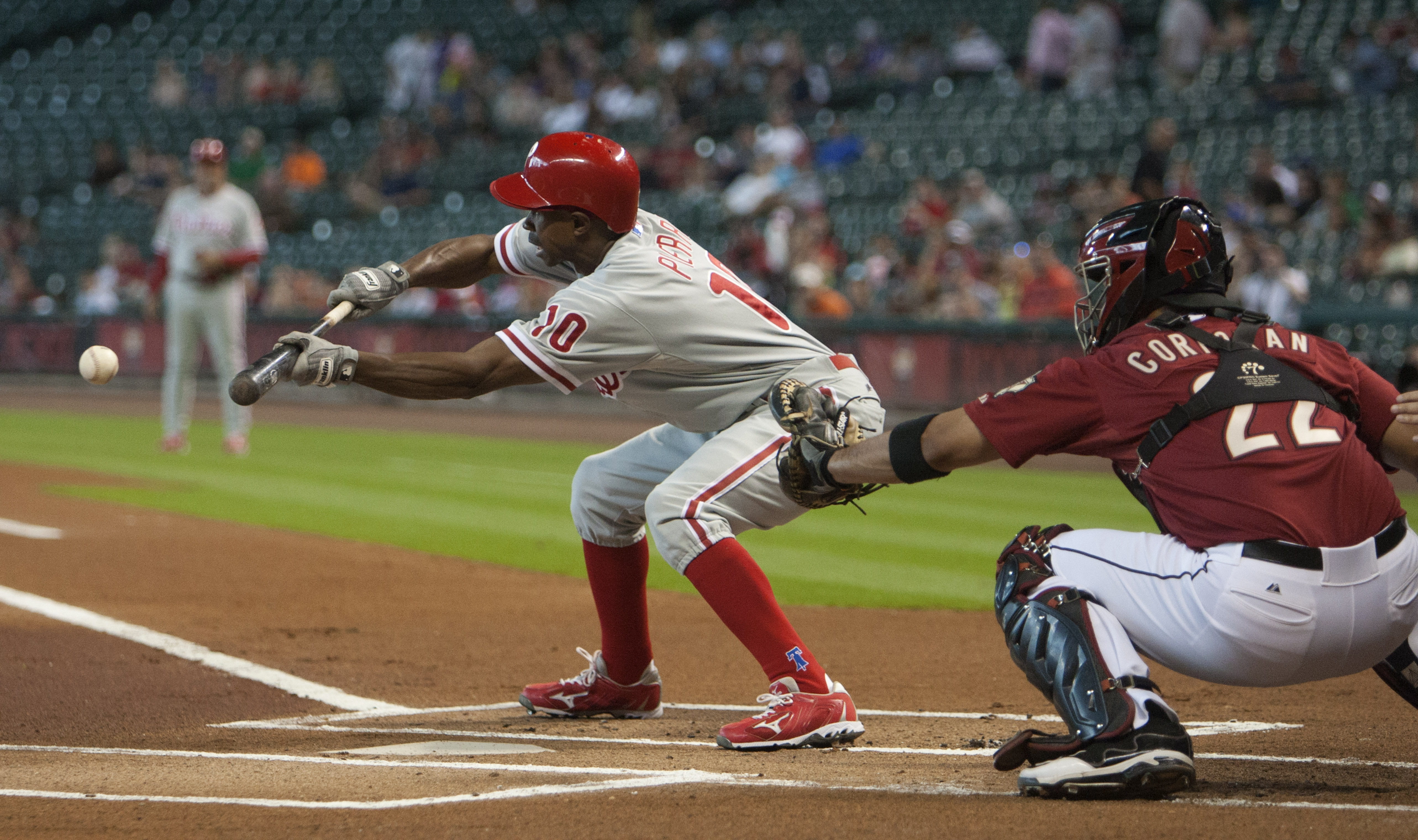 Philadelphia Phillies v Houston Astros