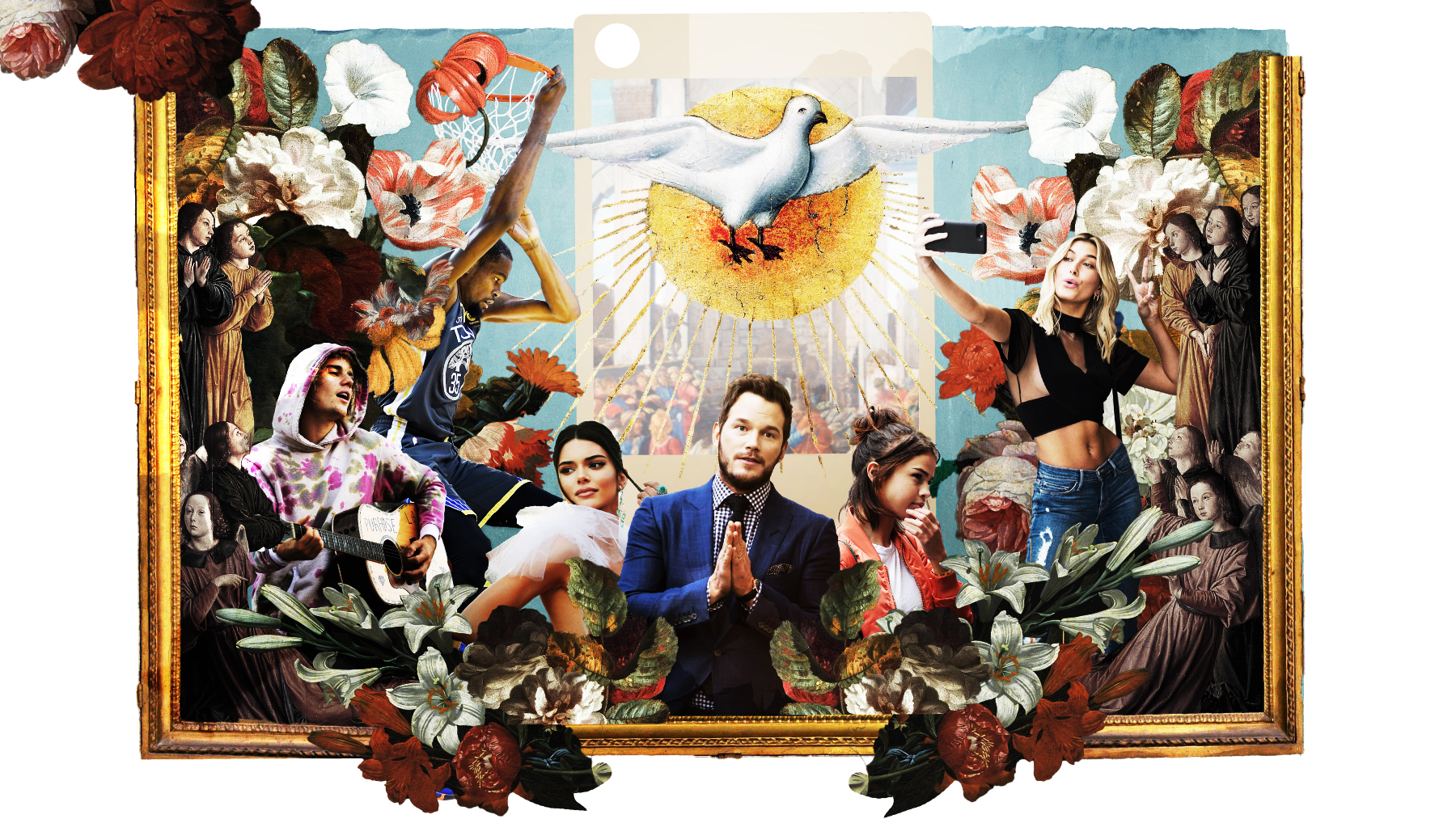 The rise of the star-studded, Instagram-friendly evangelical church