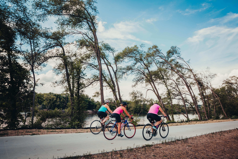 A coast-to-coast bike trail is coming to the U.S.
