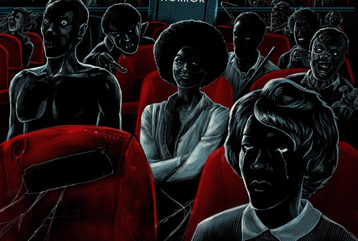 horror noire documentary poster