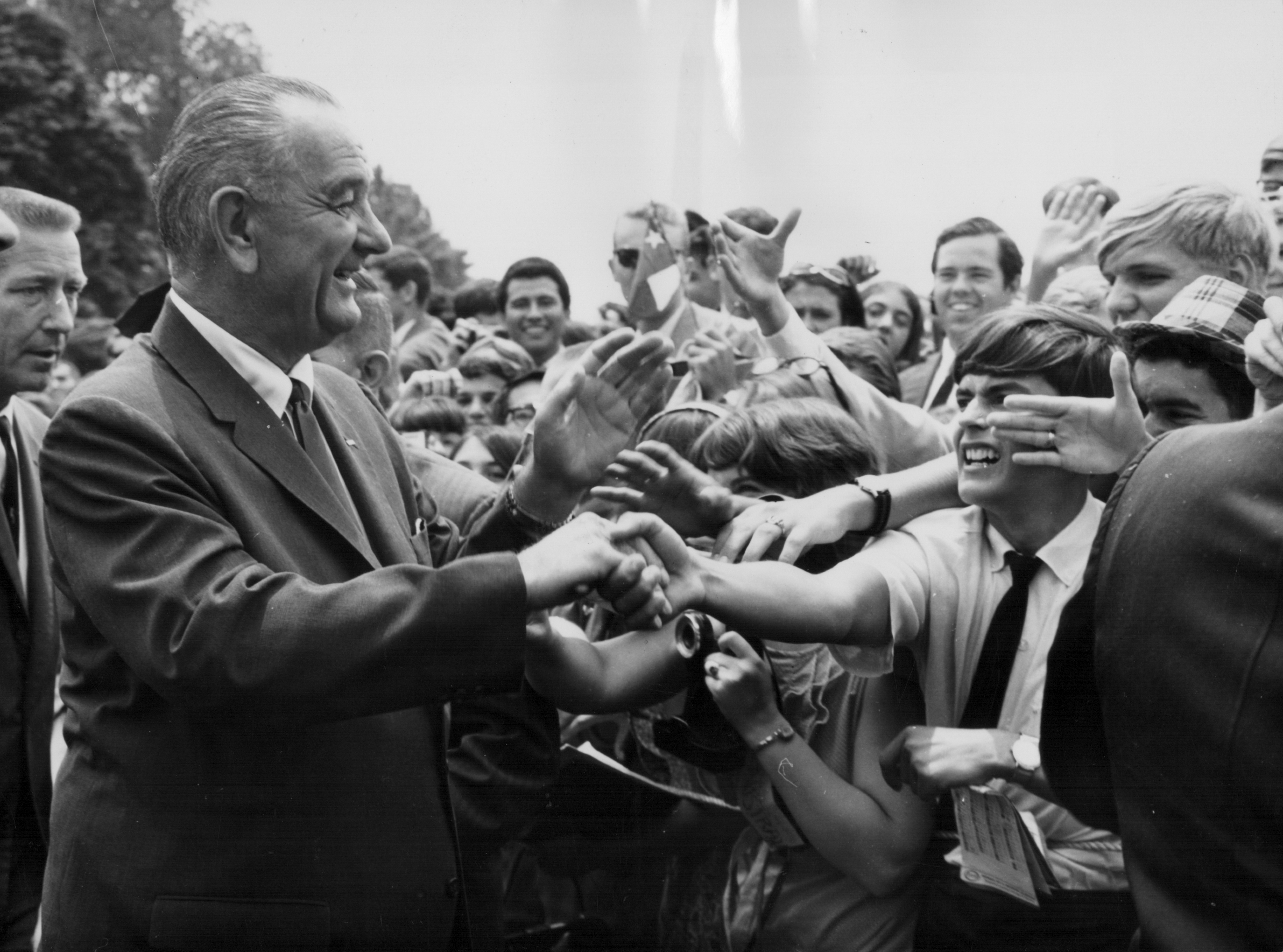 What LBJ can teach new Congress members about gaining power in the House