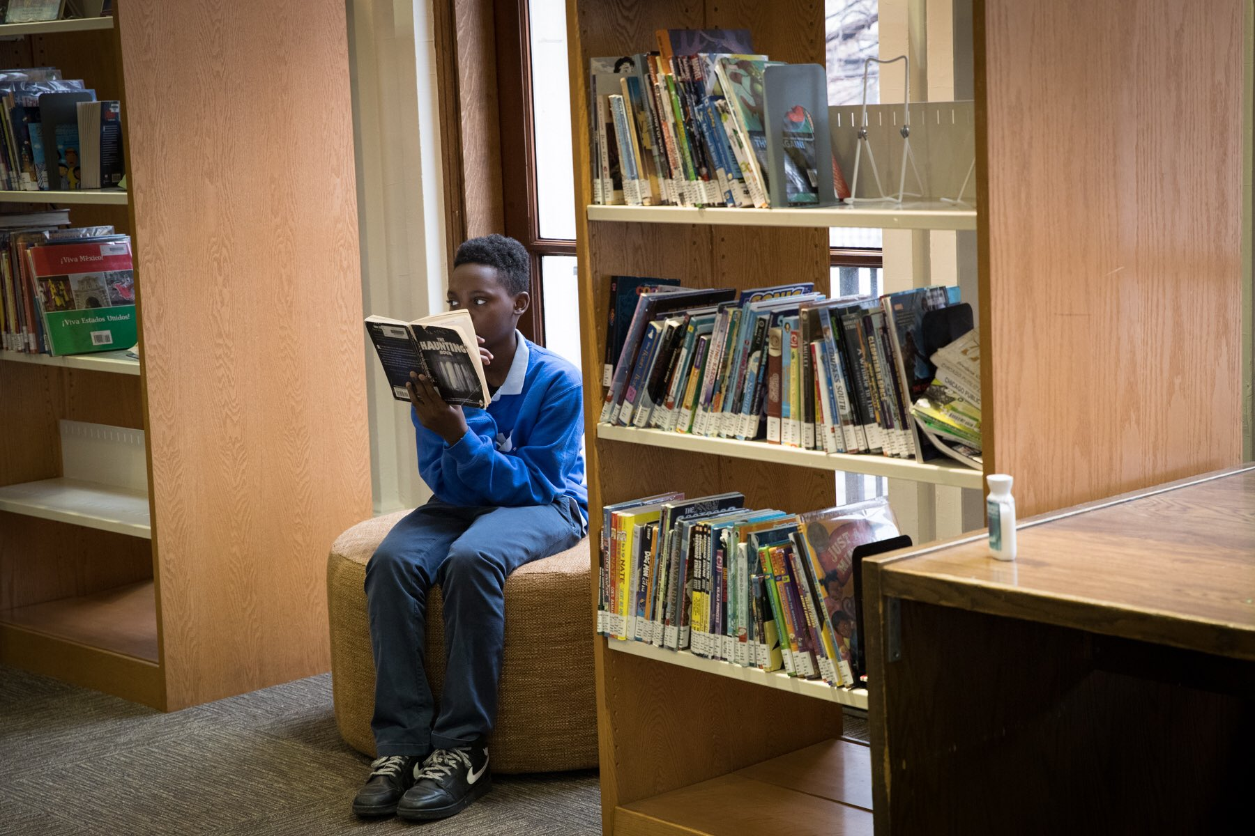 Chicago's West Side gets first regional library in 40 years