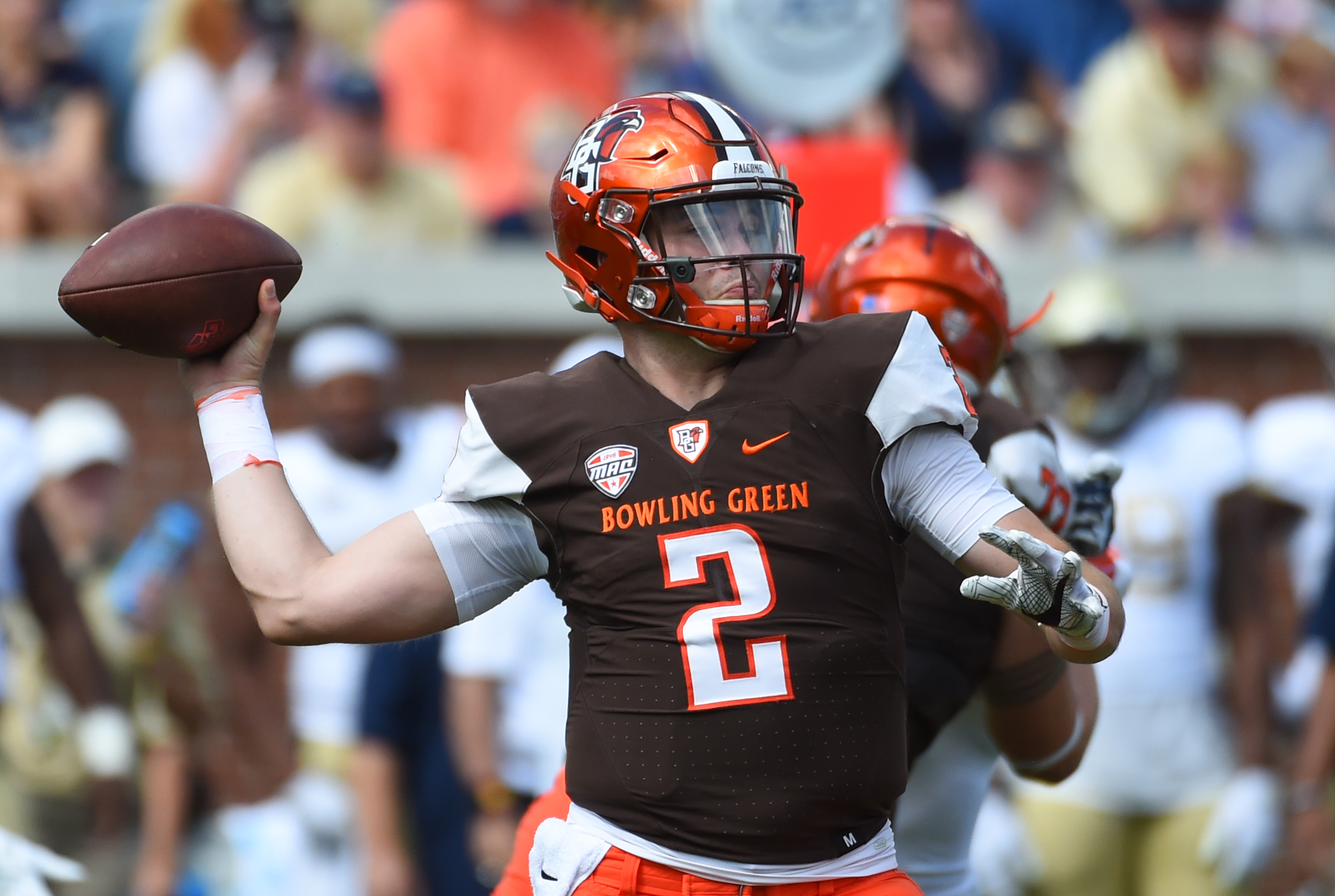 the best attitude 33575 c2486 Bowling Green football preview 2019: 130-team series begins ...