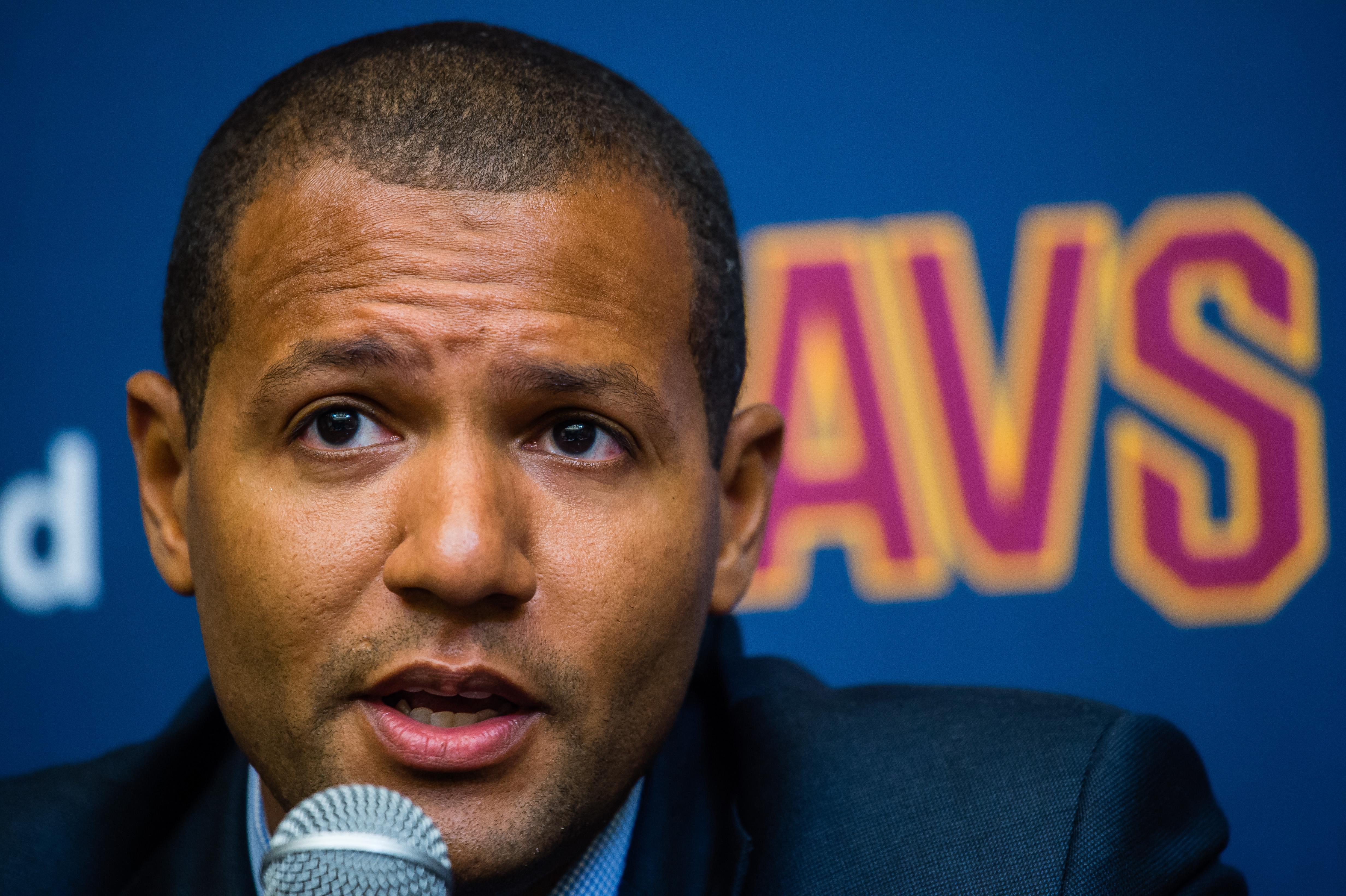 Cleveland Cavaliers Introduce Isaiah Thomas, Jae Crowder & Ante Zizic