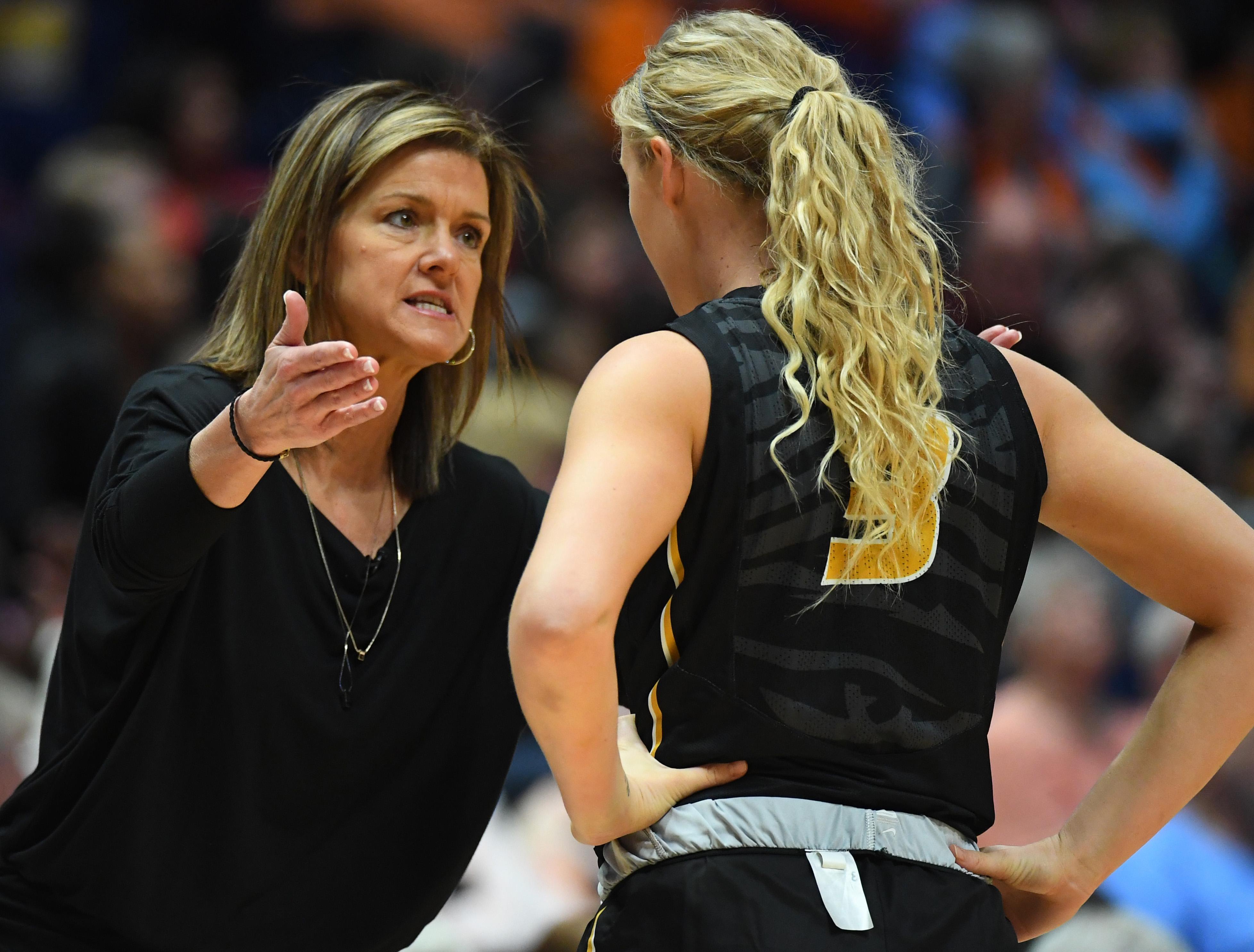 NCAA Womens Basketball: SEC Conference Tournament-Missouri vs Georgia