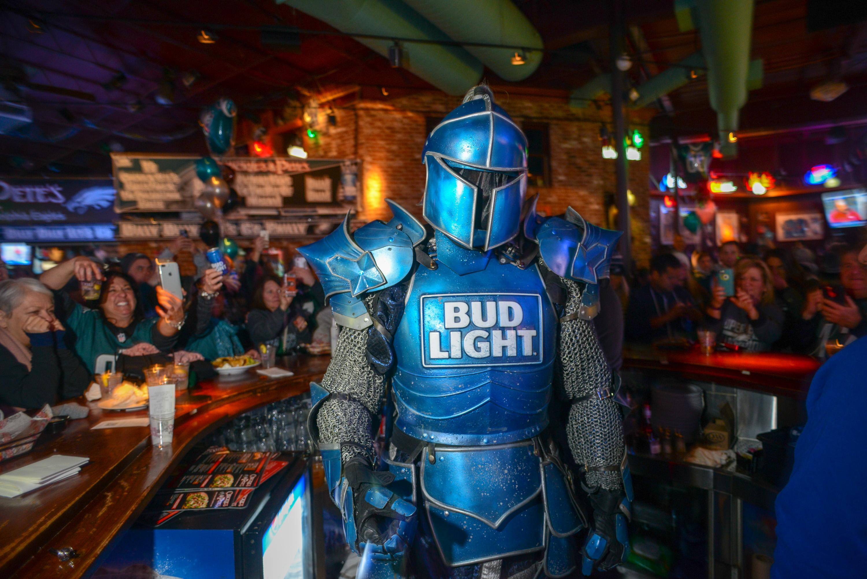 Bud Light x Eagles Super Bowl Celebration