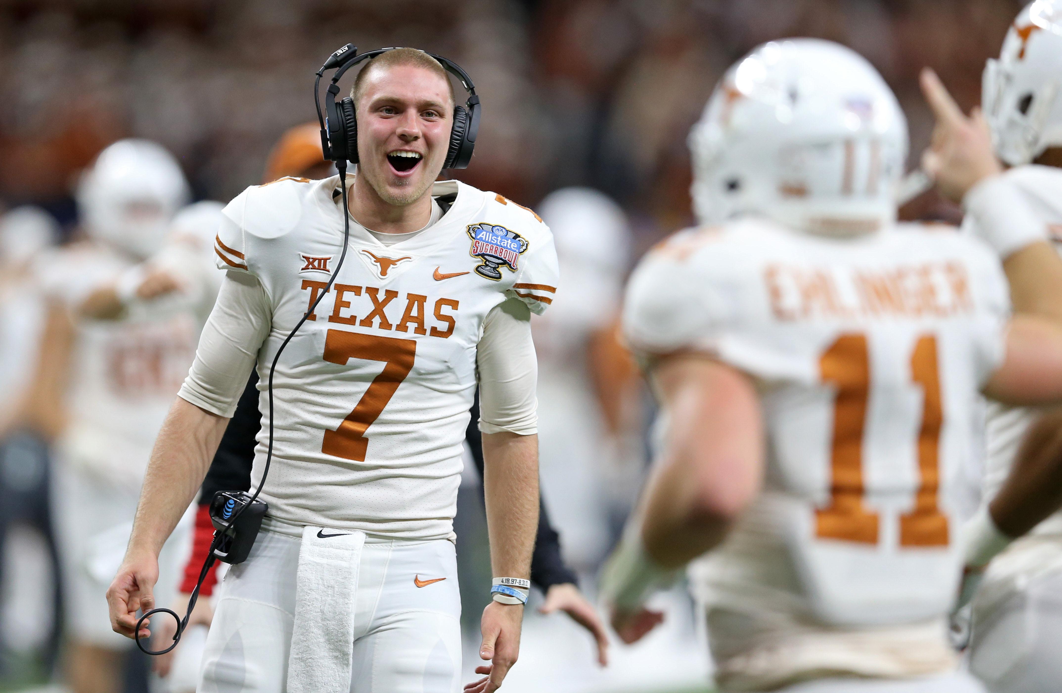 Texas Longhorns Football Burnt Orange Nation