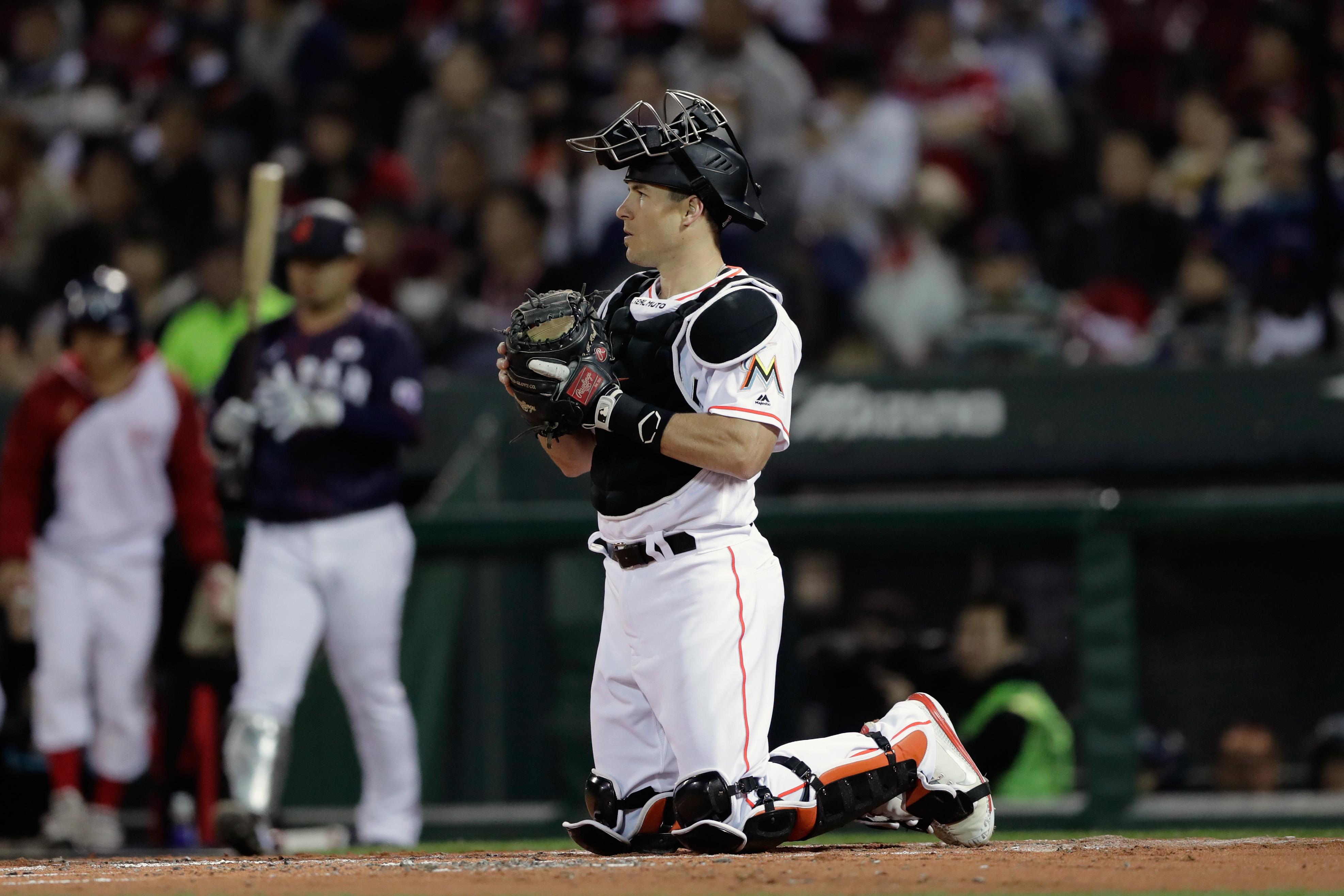 Japan v MLB All Stars - Game 4