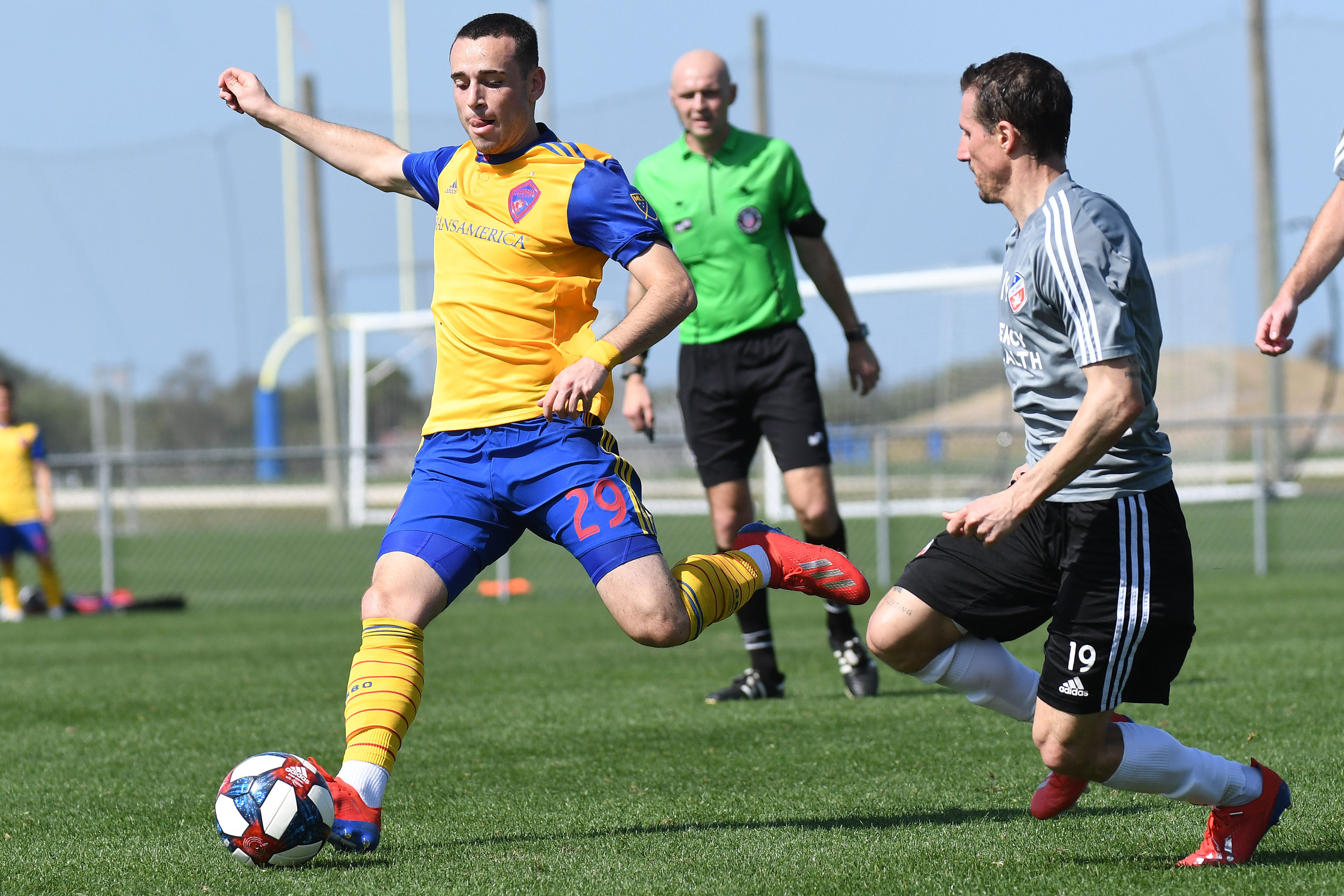 MLS: Colorado Rapids at FC Cincinnati