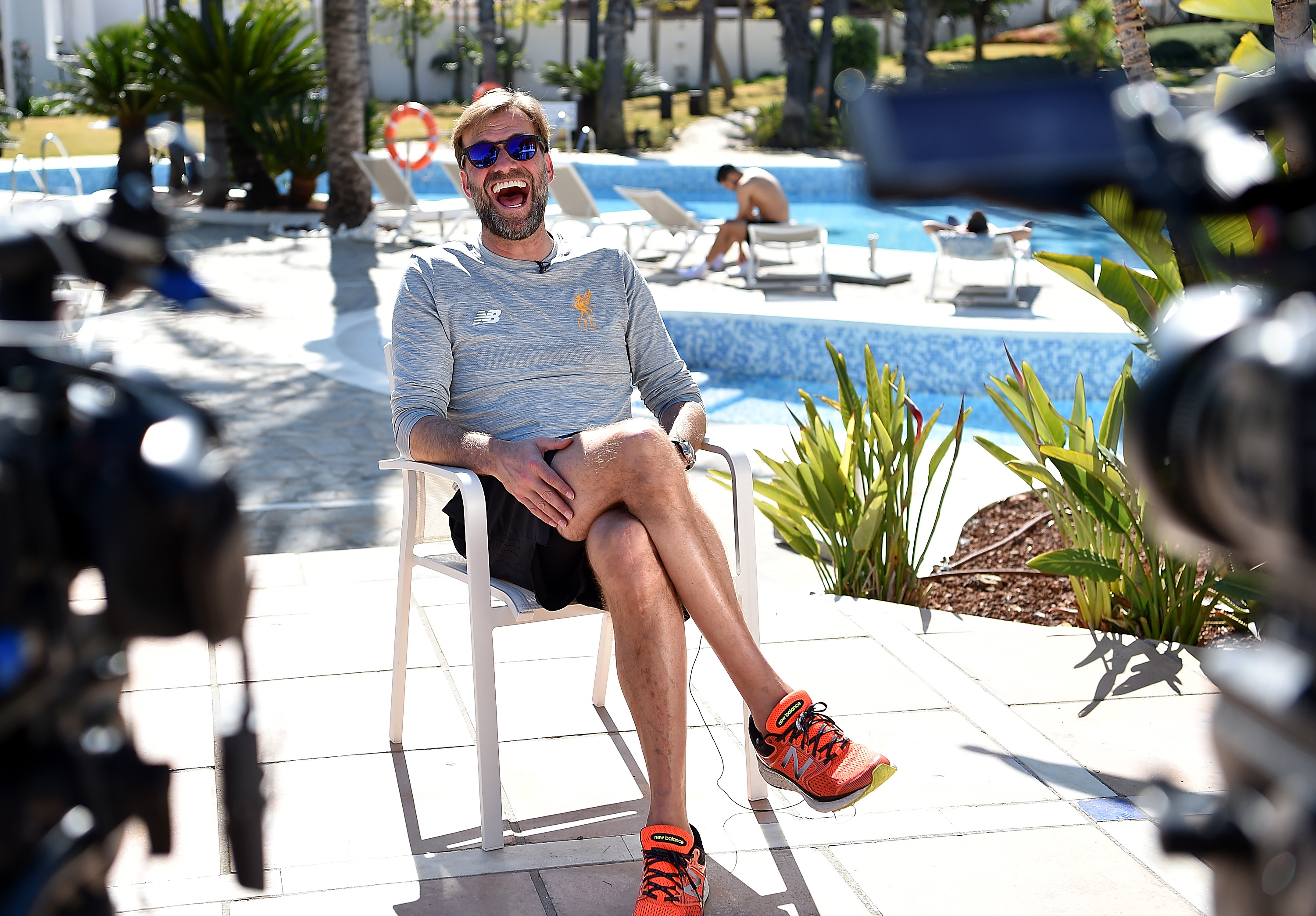 Liverpool Head to Marbella for Warm Weather Training Camp