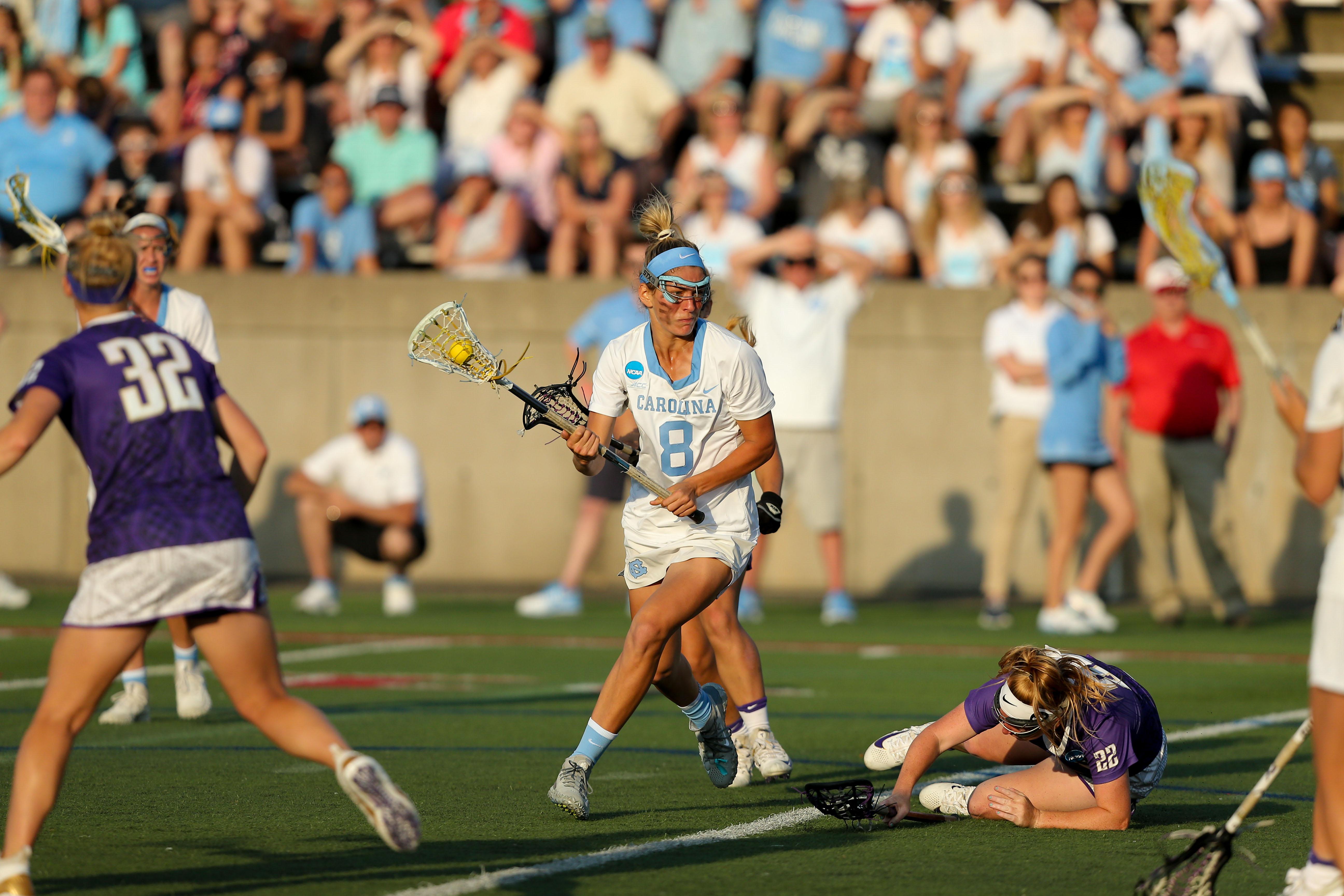 NCAA Lacrosse: Women's Lacrosse Championship-James Madison vs North Carolina