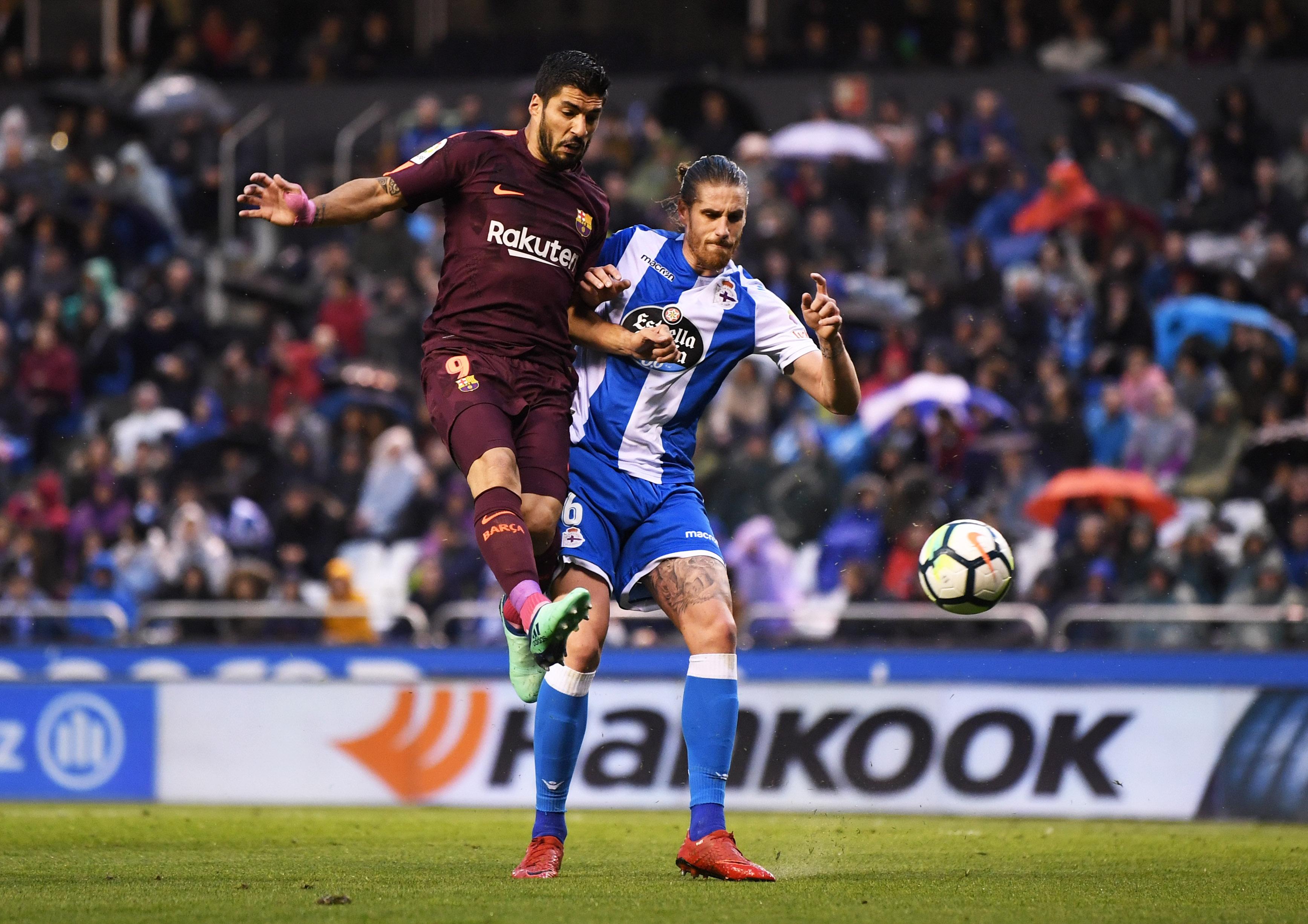 Deportivo La Coruna v Barcelona - La Liga