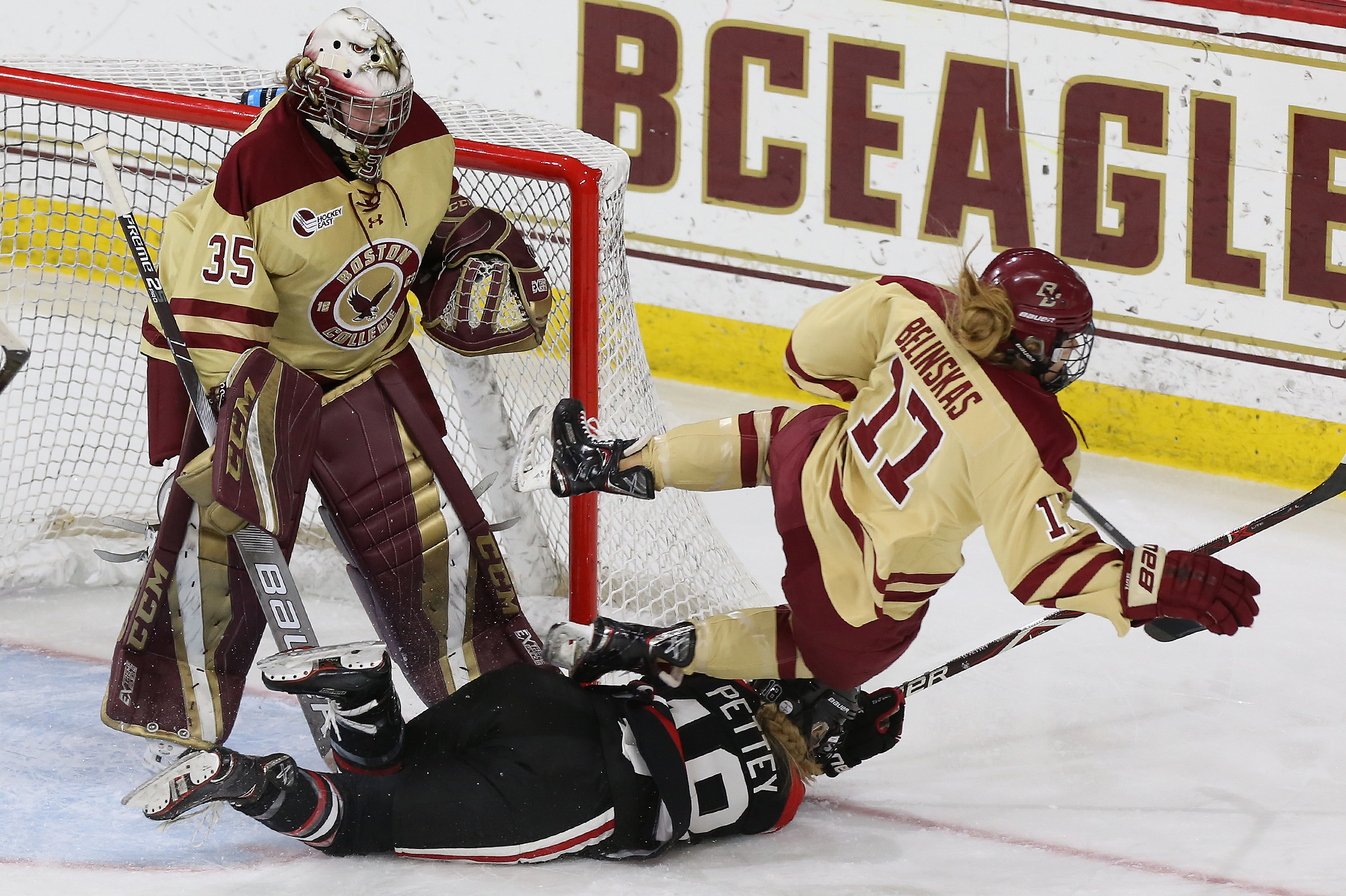efd8a9bd9 BC Women s Hockey vs.  3 Northeastern  Final Thoughts   Predictions ...