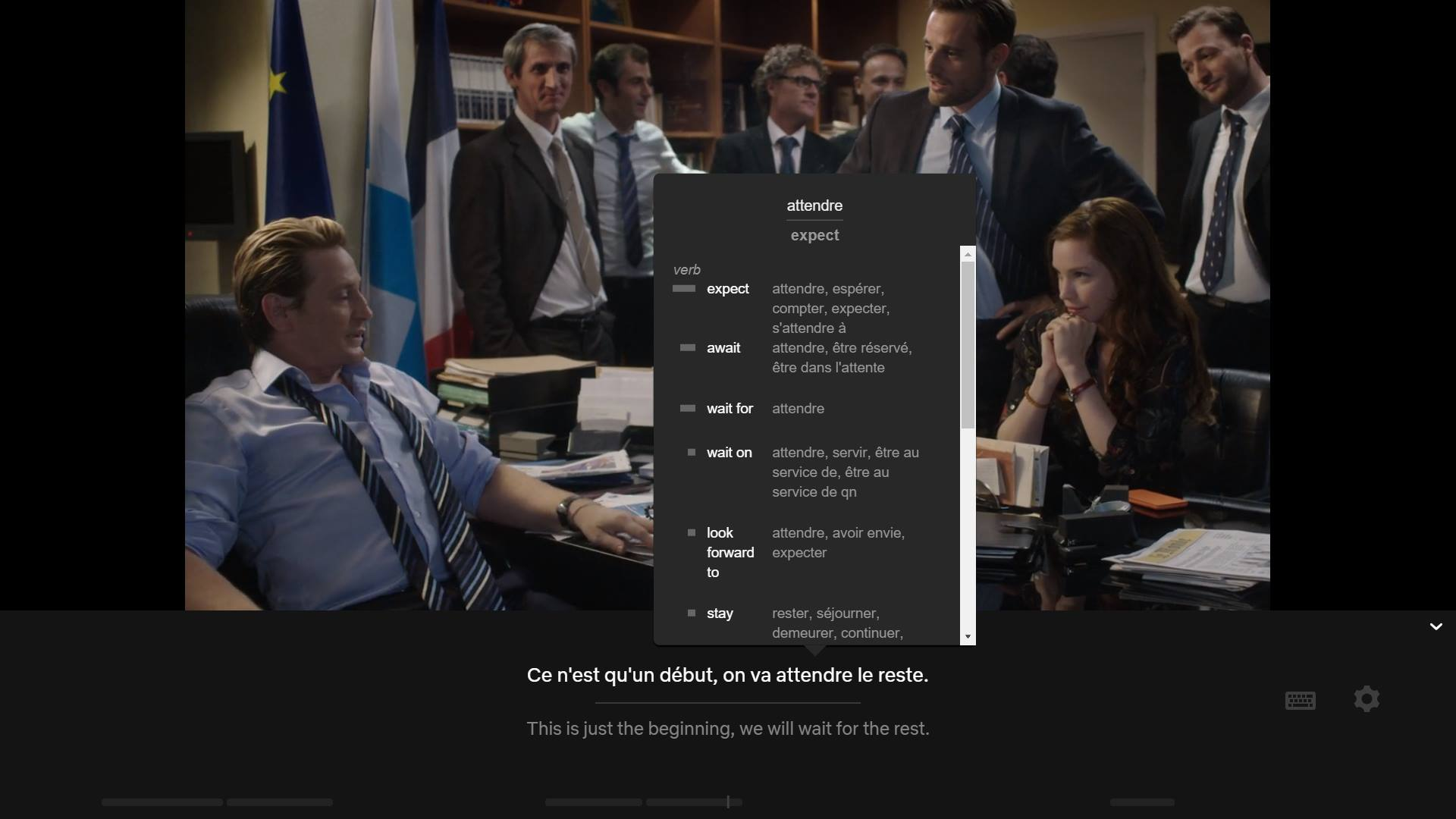 This Chrome extension lets you learn a new language by watching