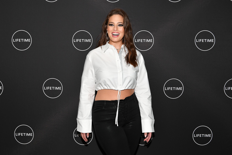 Curve model Ashley Graham