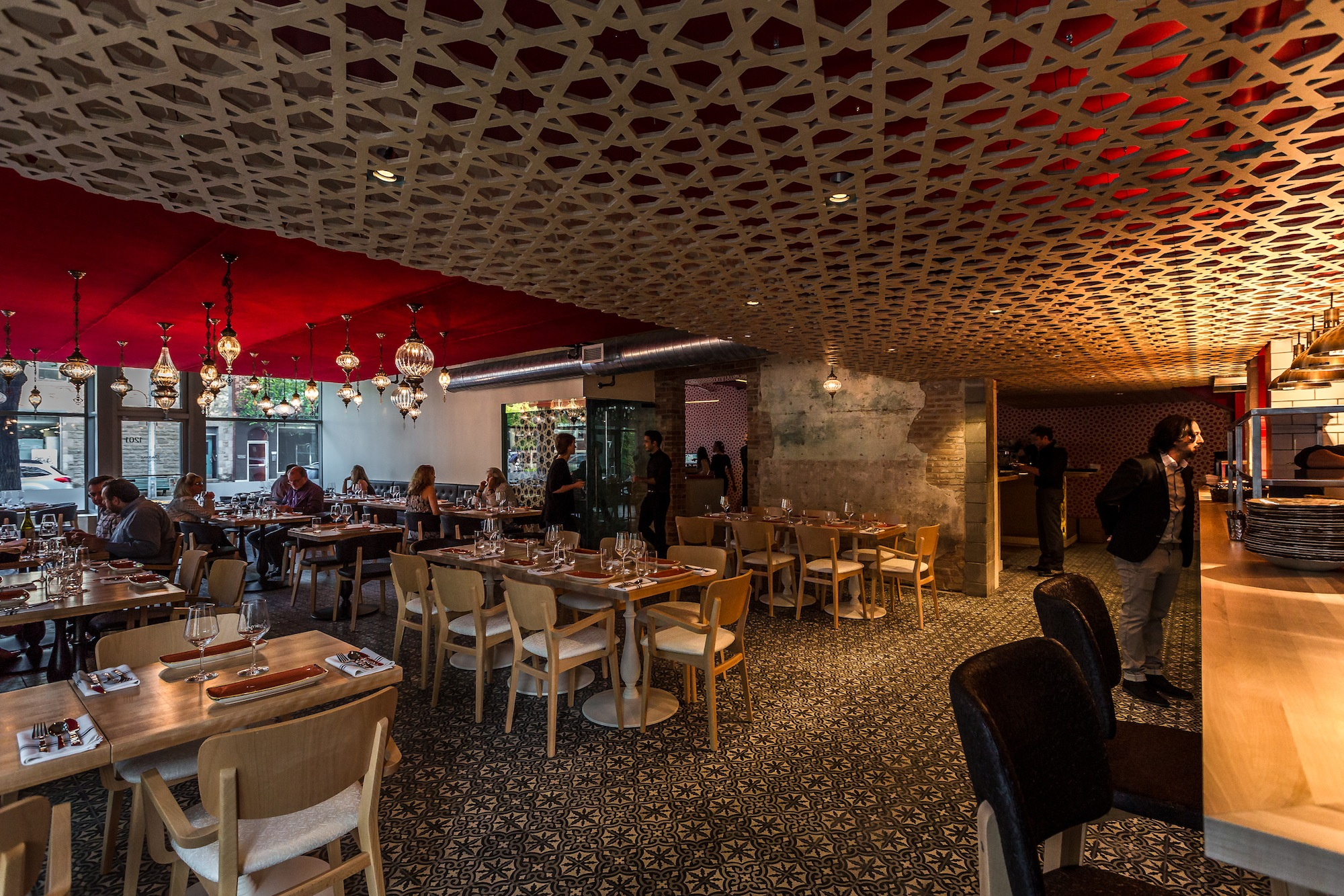 Step Inside the New Damas on Van Horne in Outremont