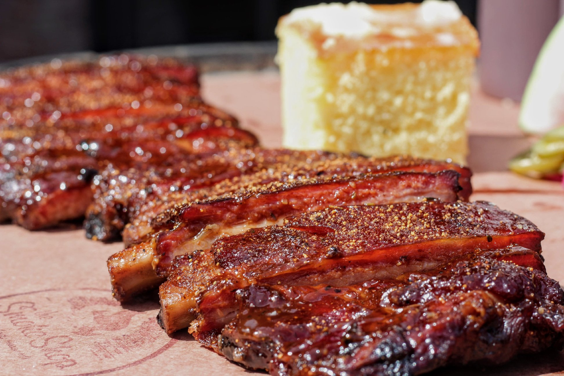 Ribs from the Smoke Shop