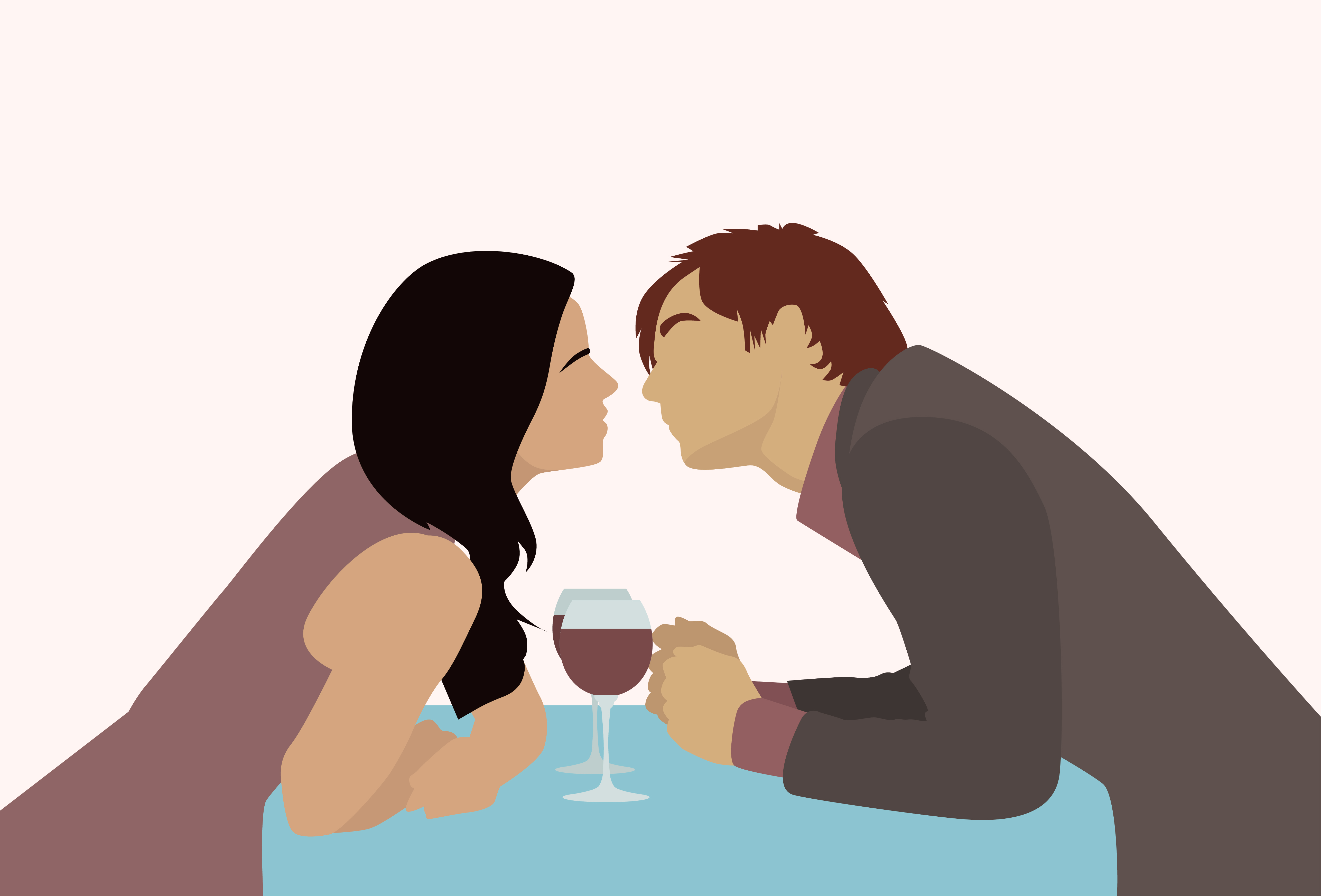 The history of dating reveals how consumerism has hijacked courtship