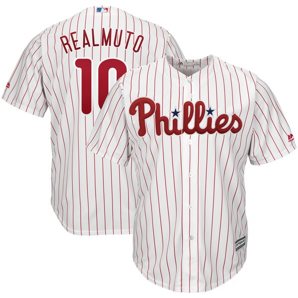 7ab2fa849 The first look at new J.T. Realmuto Phillies apparel