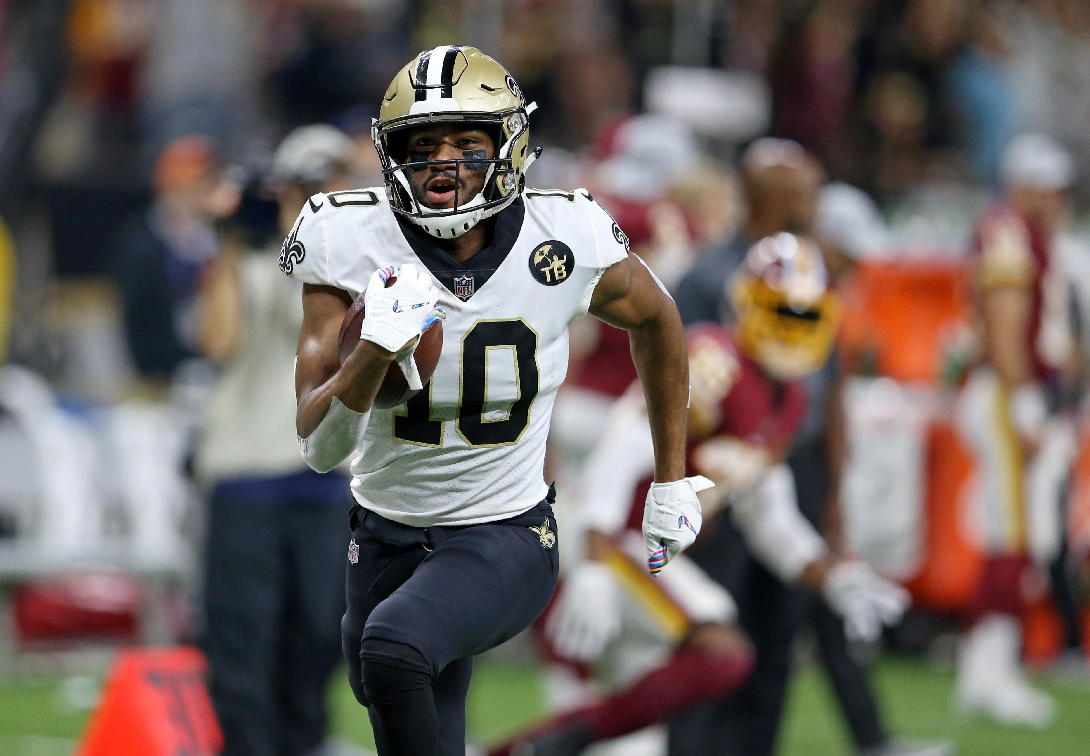 NFL: Washington Redskins at New Orleans Saints