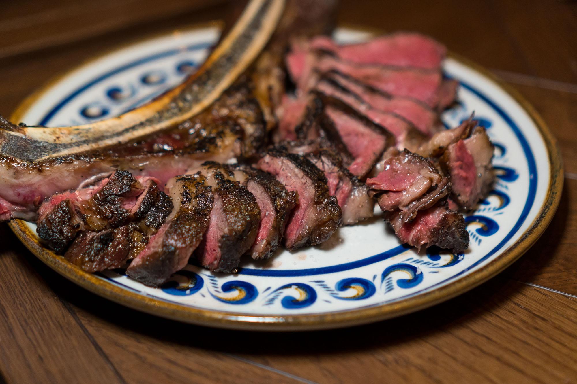 Meaty Manzo Opens Inside Eataly