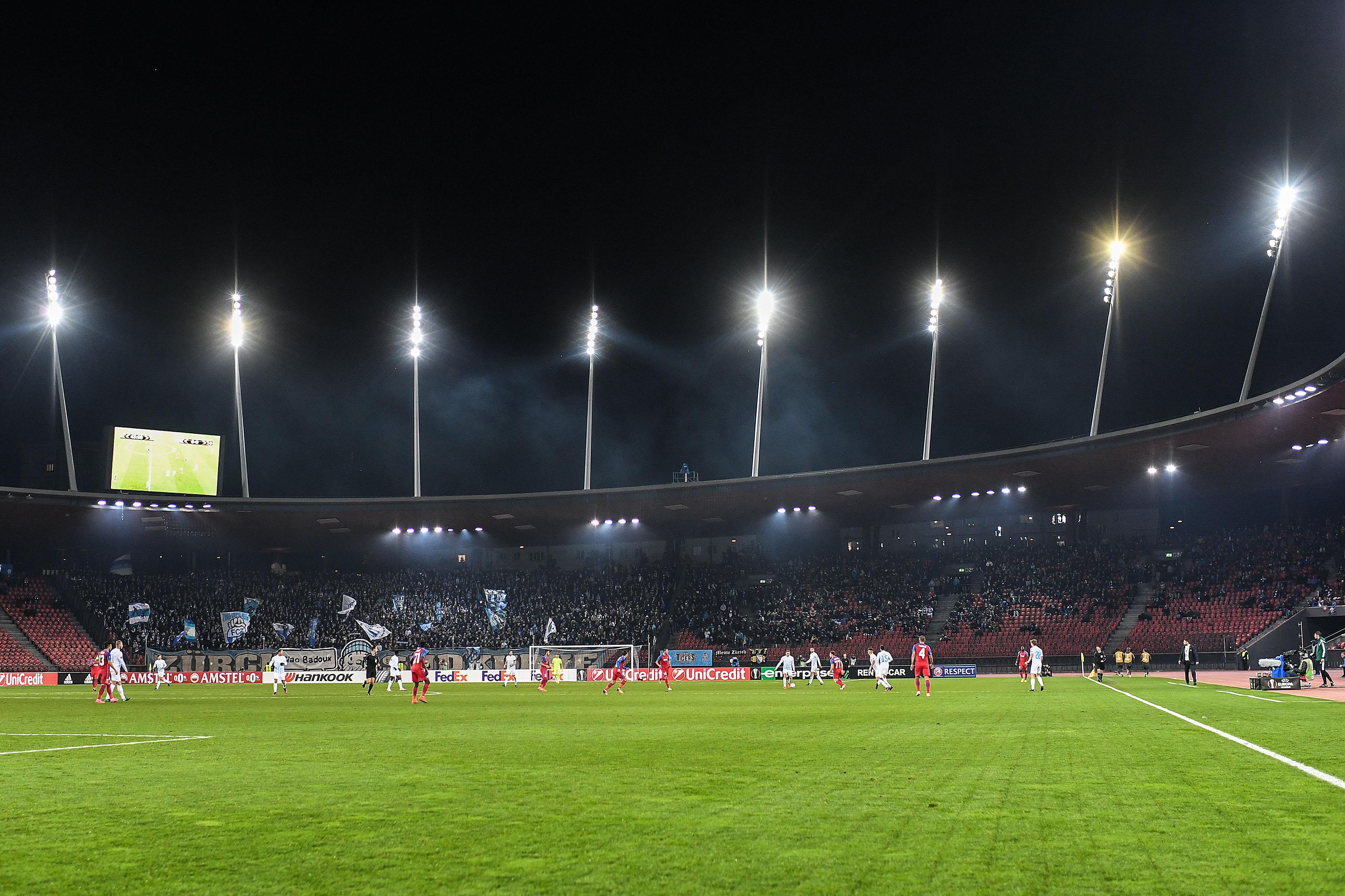 FC Zurich v FC Steaua Bucuresti - UEFA Europa League