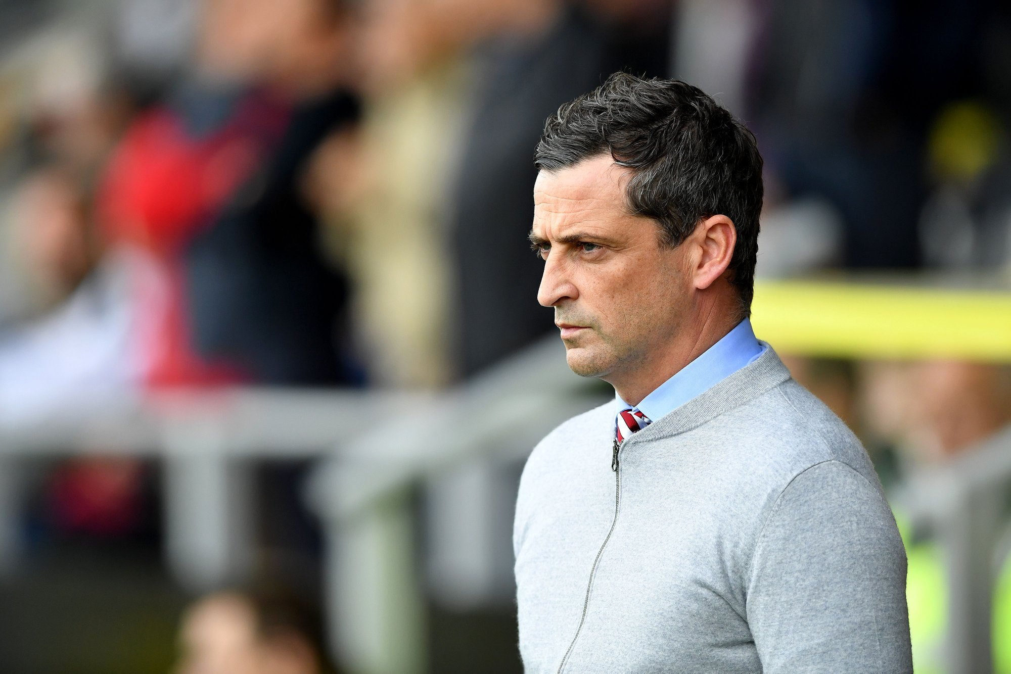Starting XI: TWO CHANGES - Is this the Sunderland side Jack Ross will pick to play Accrington?
