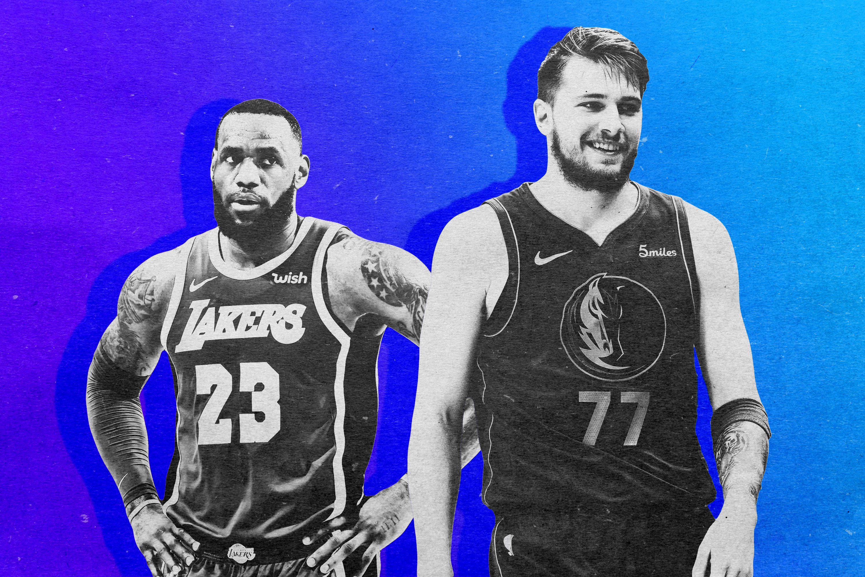 93ea92531d2 LeBron James and Luka Doncic Have What They Need to Succeed - The Ringer