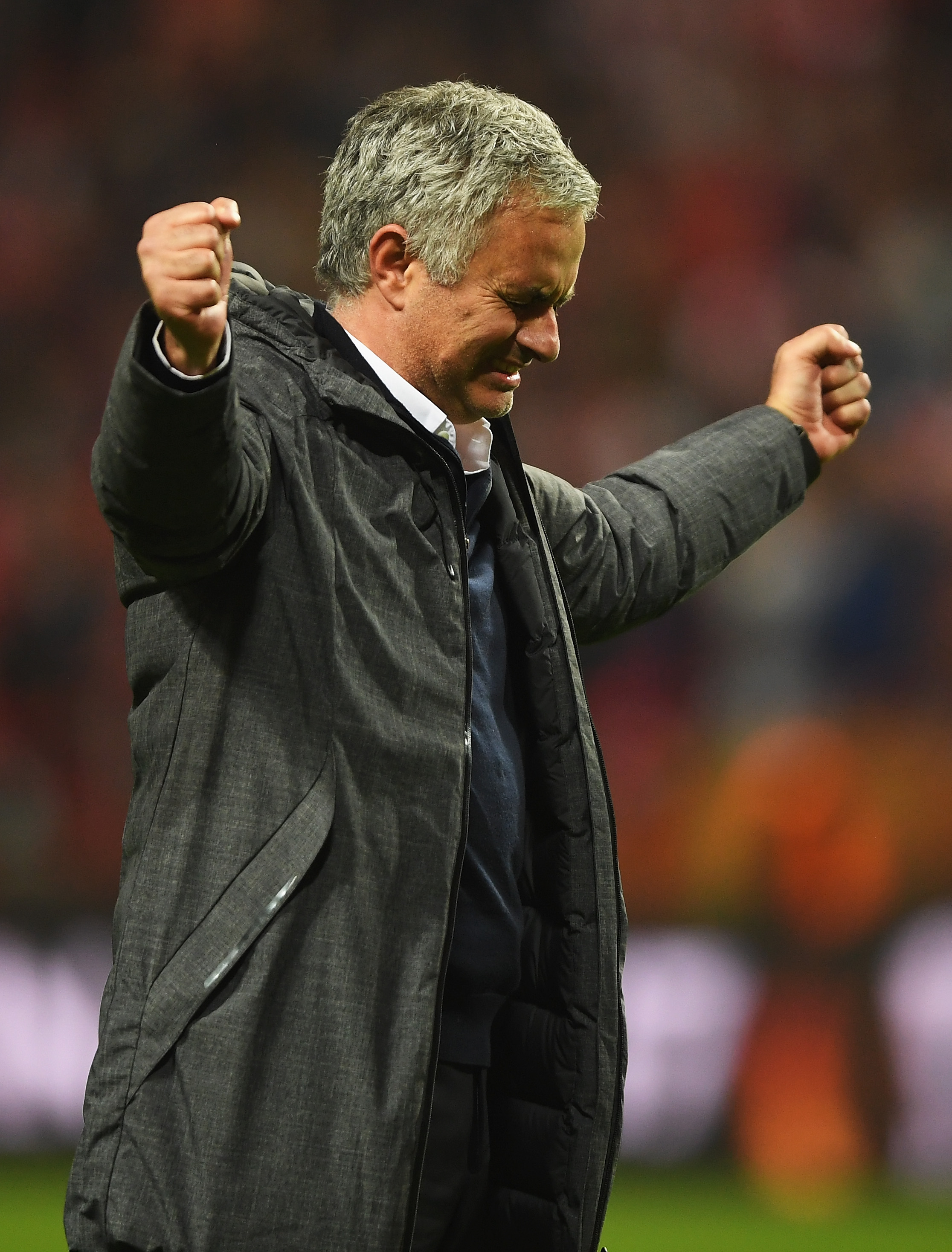 Manchester United reveal details of José Mourinho's payoff