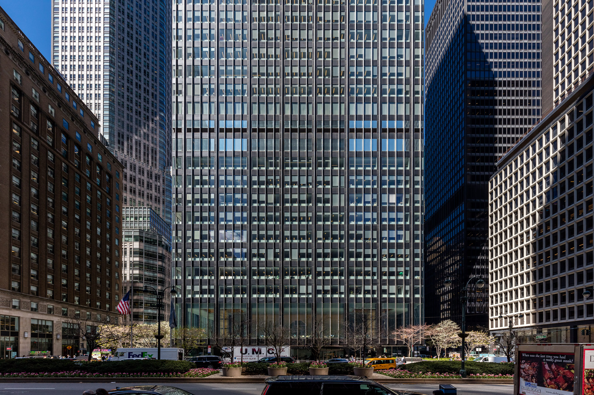 Chase will redesign, enlarge public space at new Midtown HQ