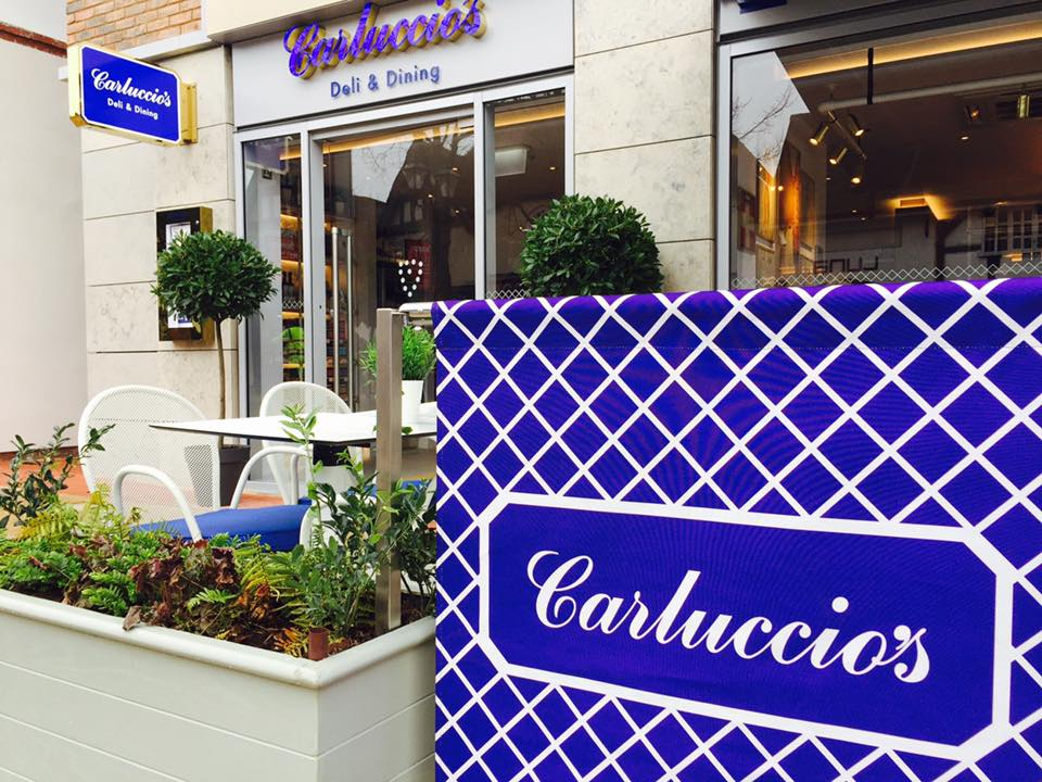 Carluccio's is Trialling 'Formal' Dining and an 'Experimental' Menu in London