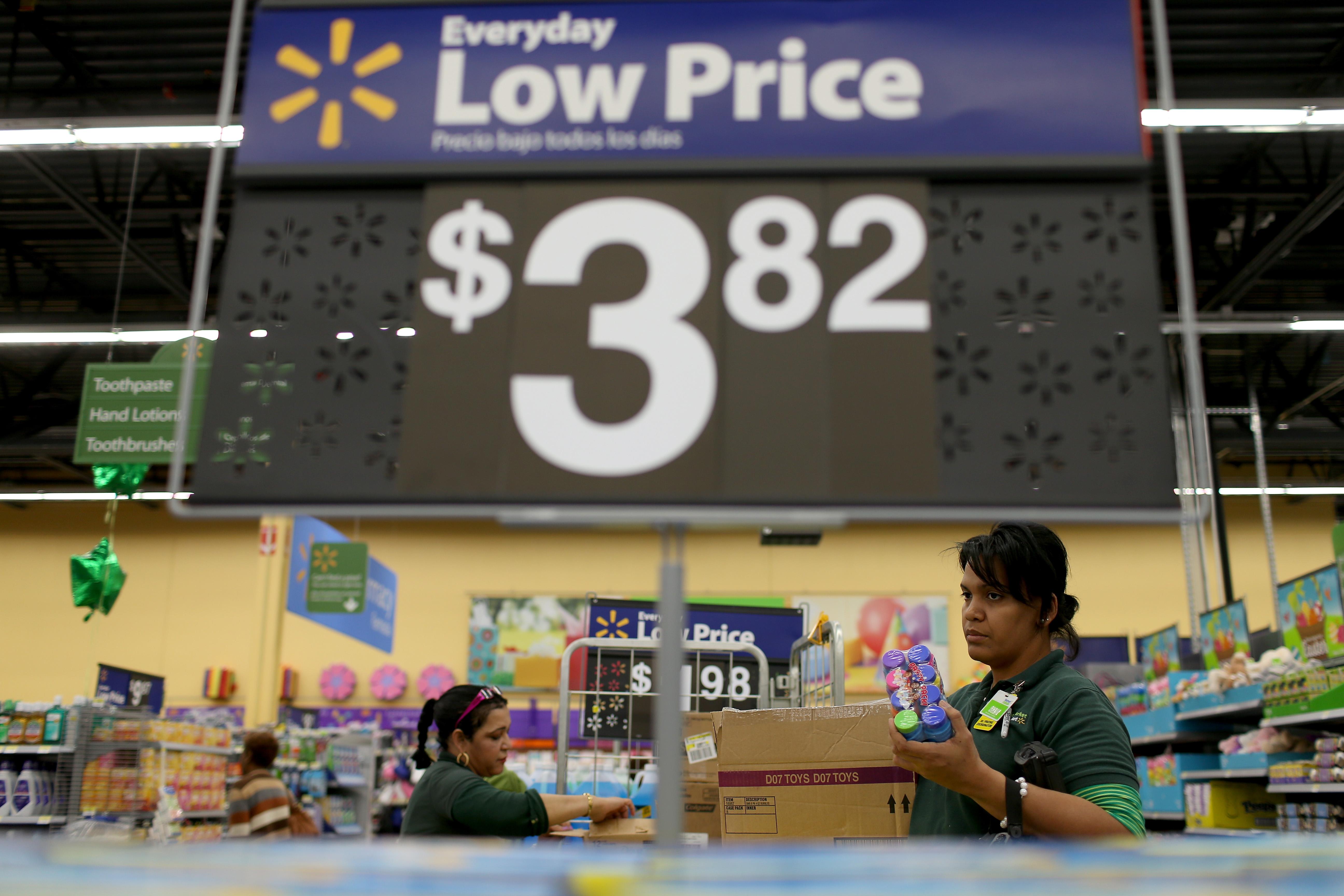 Walmart just got hit with a major gender discrimination lawsuit