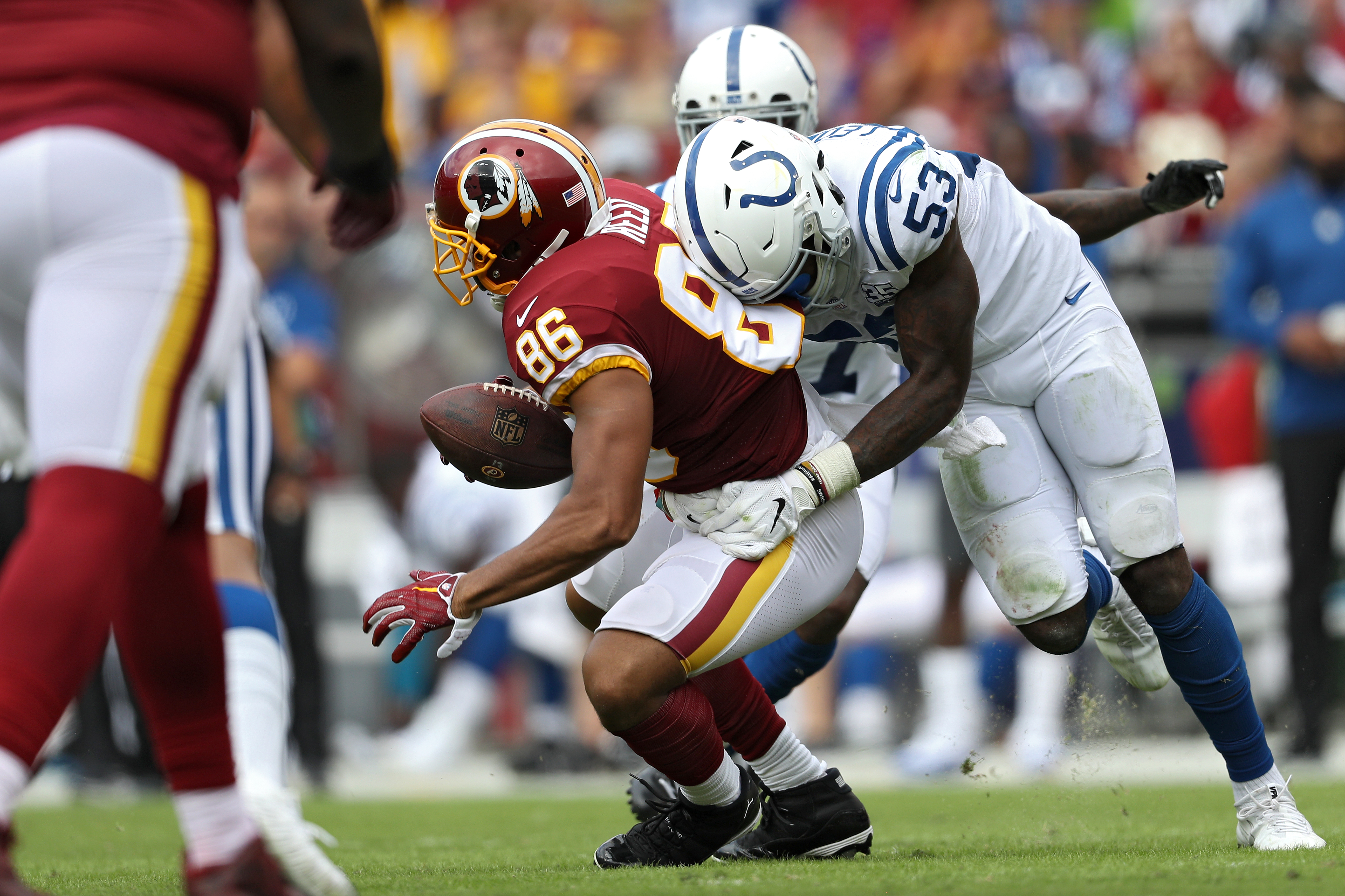Indianapolis Colts v Washington Redskins
