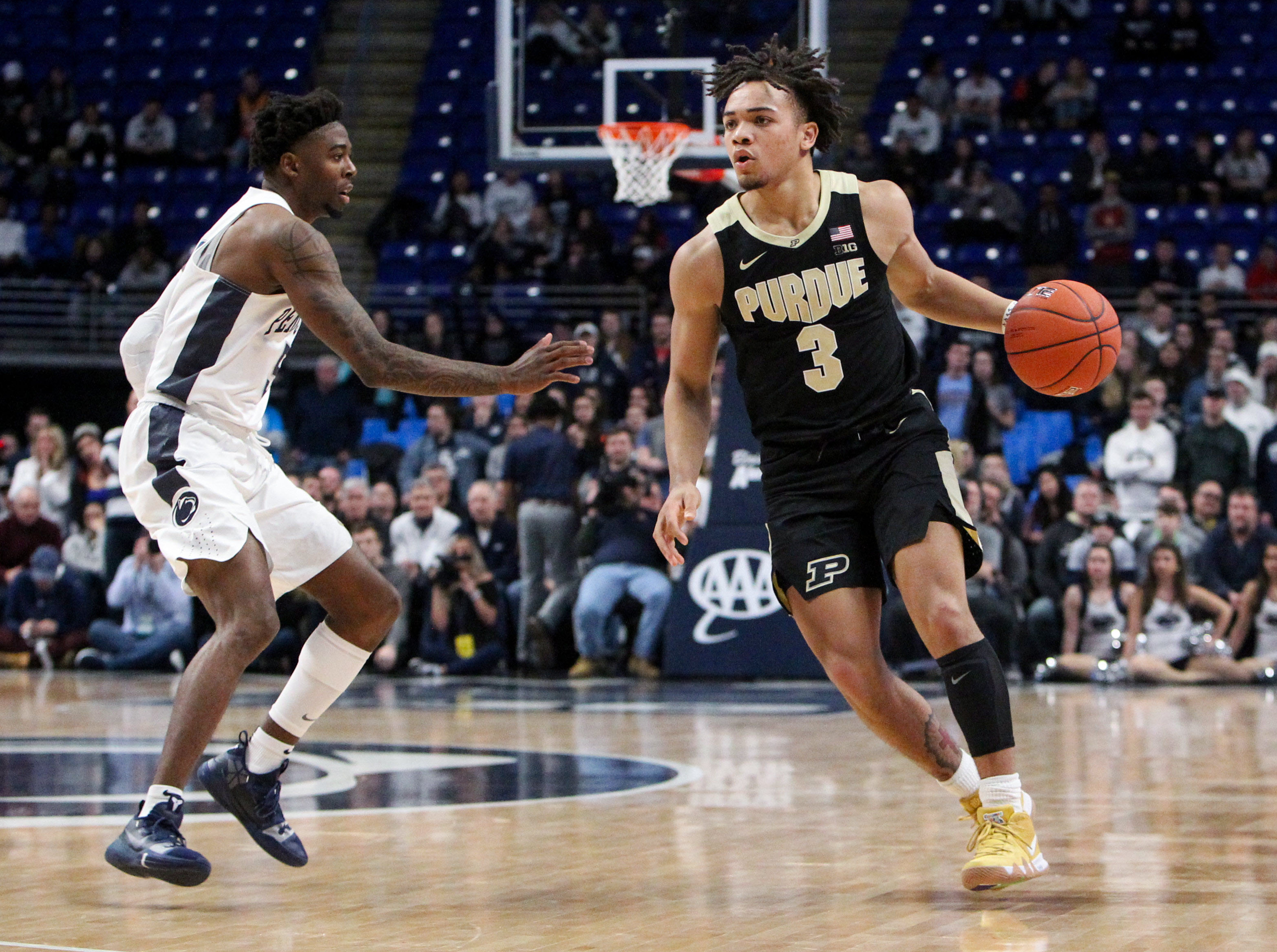 4033432ecf83 Penn State at No. 12 Purdue Preview  The Hill Keeps Getting Steeper