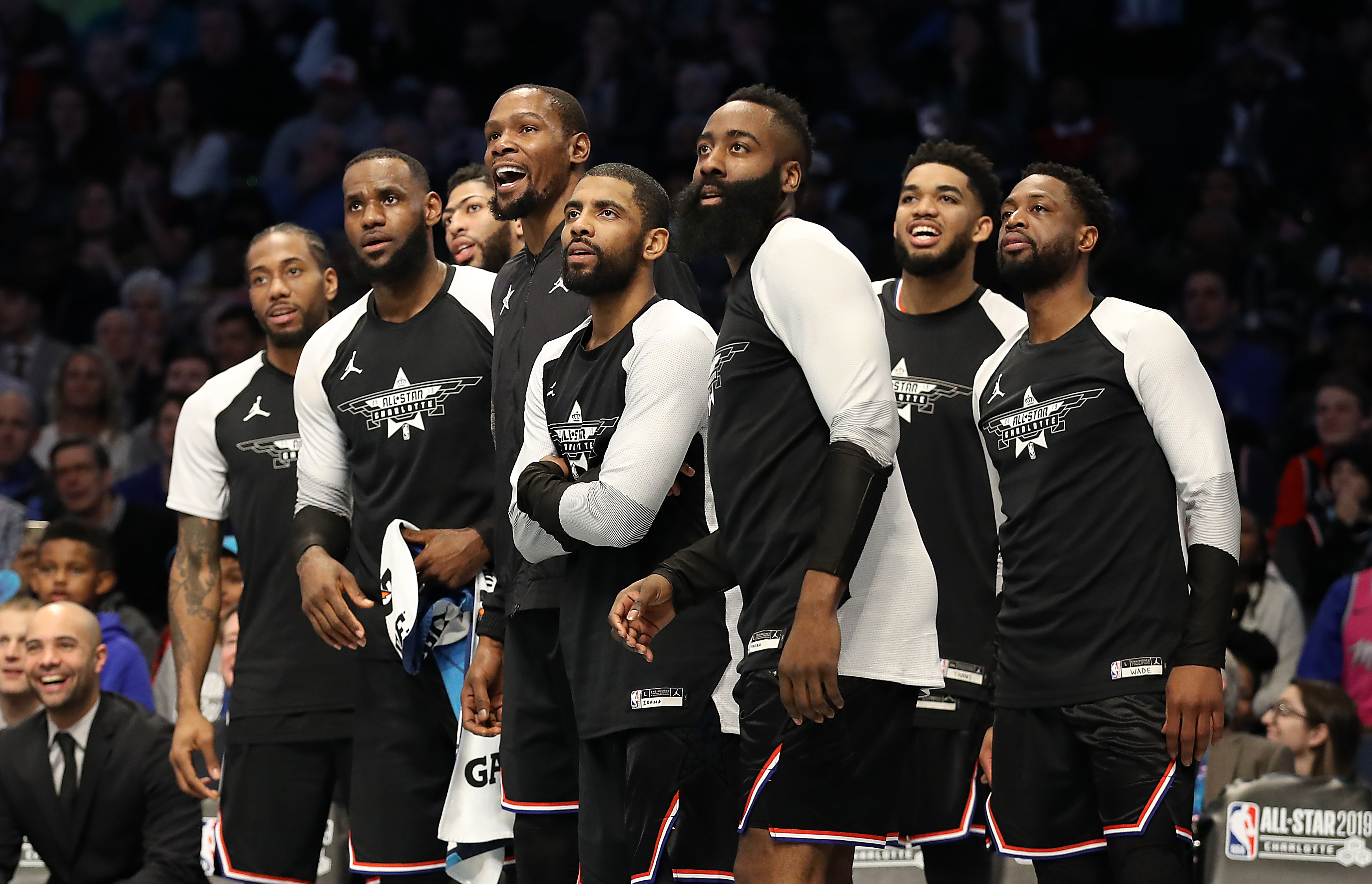 The best and weirdest moments from the 2019 NBA All-Star Game