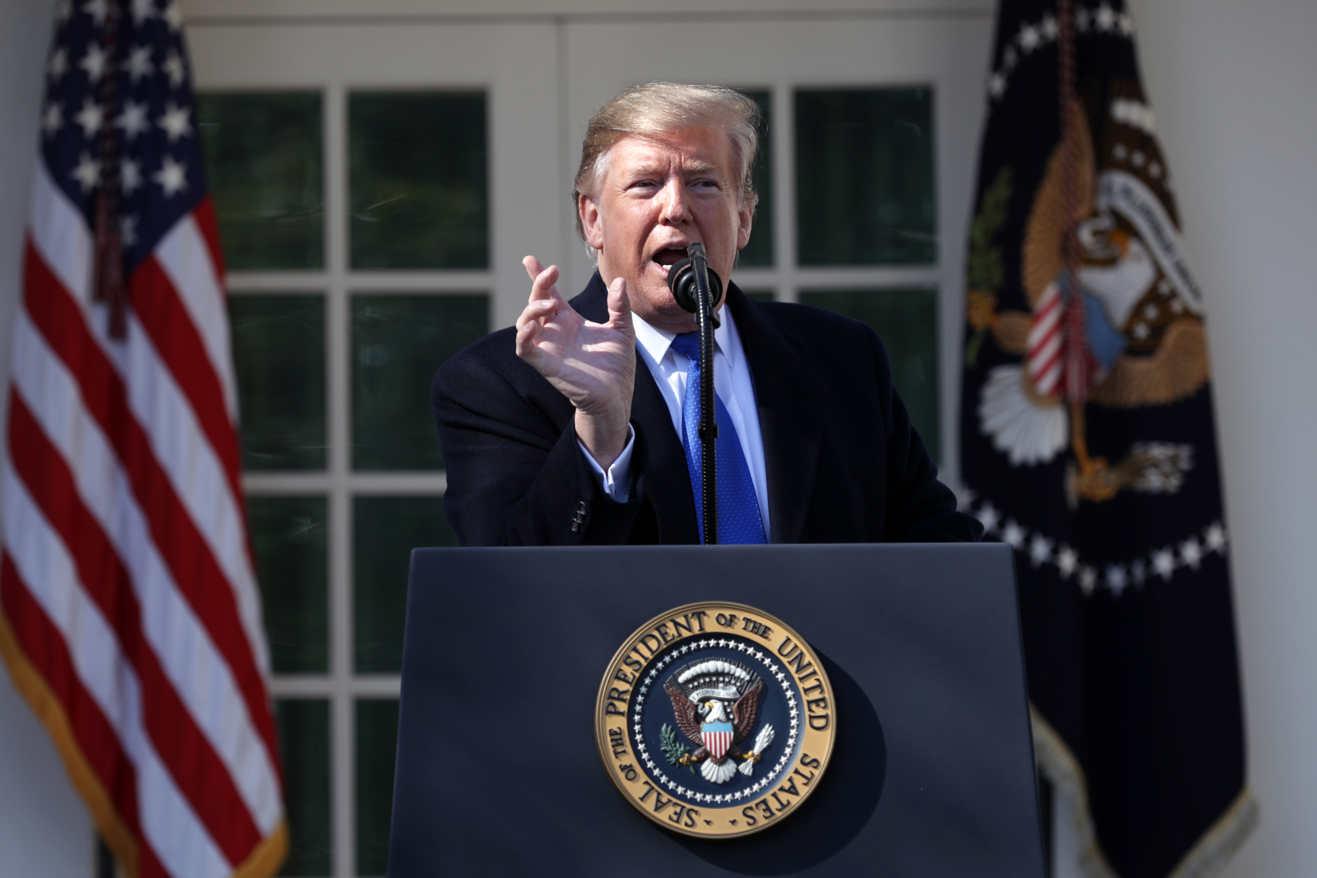 5 ways Trump's national emergency declaration could be stopped