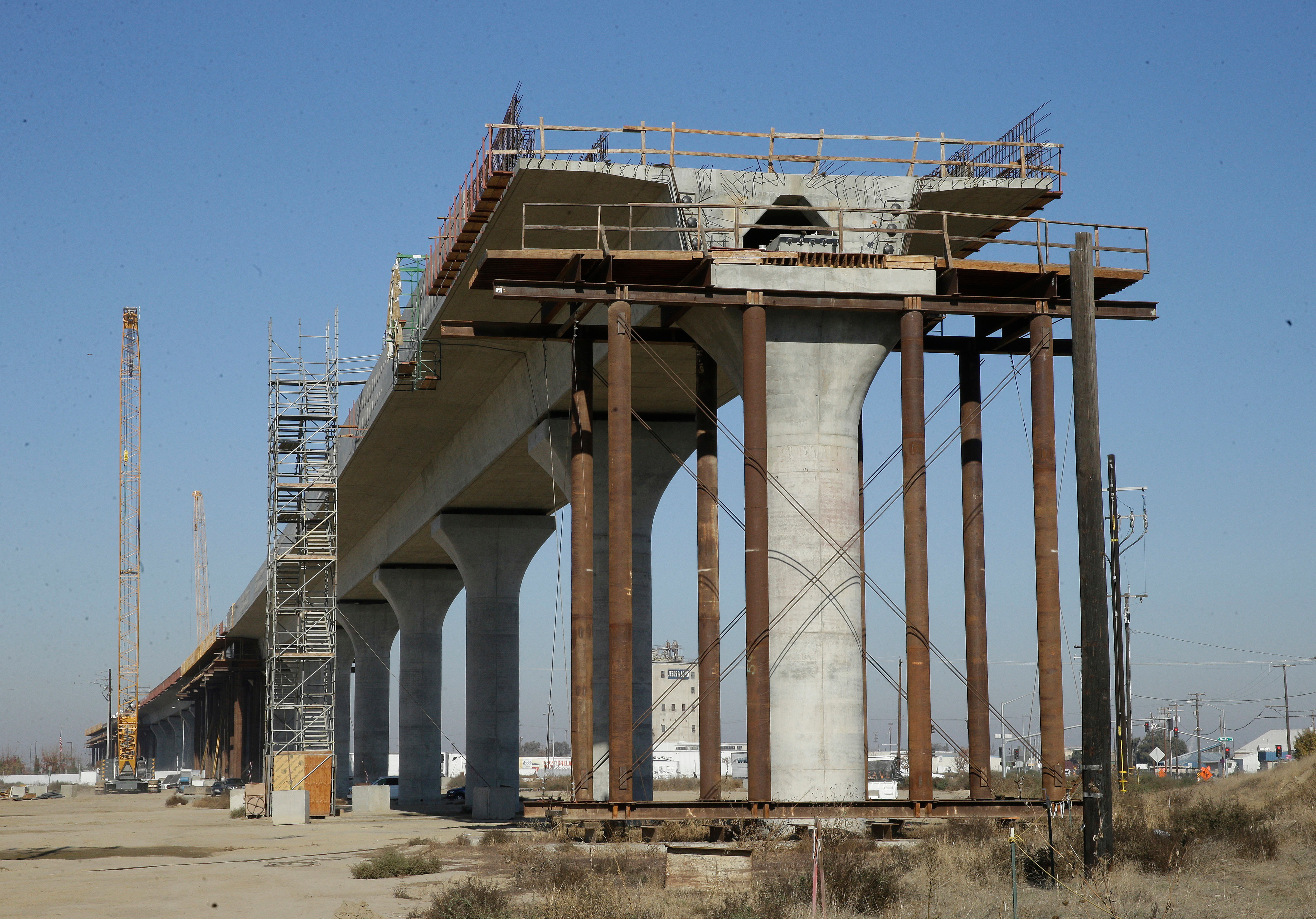 California's high-speed rail is still on. But how can it move forward?