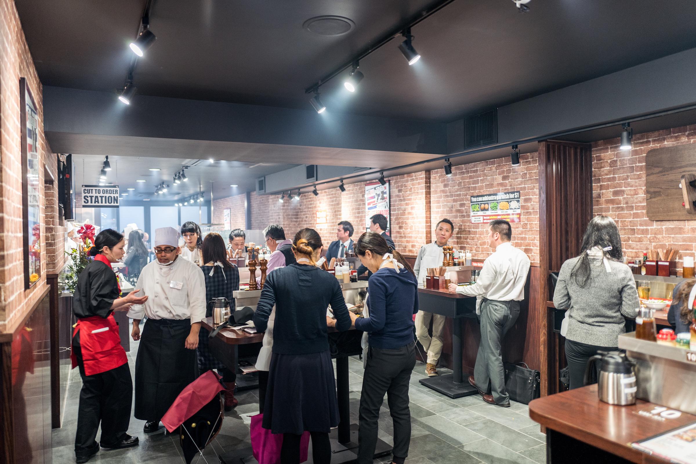 Japanese Standing Steakhouse Ikinari Will Shutter 9 of Its 11 NYC Locations