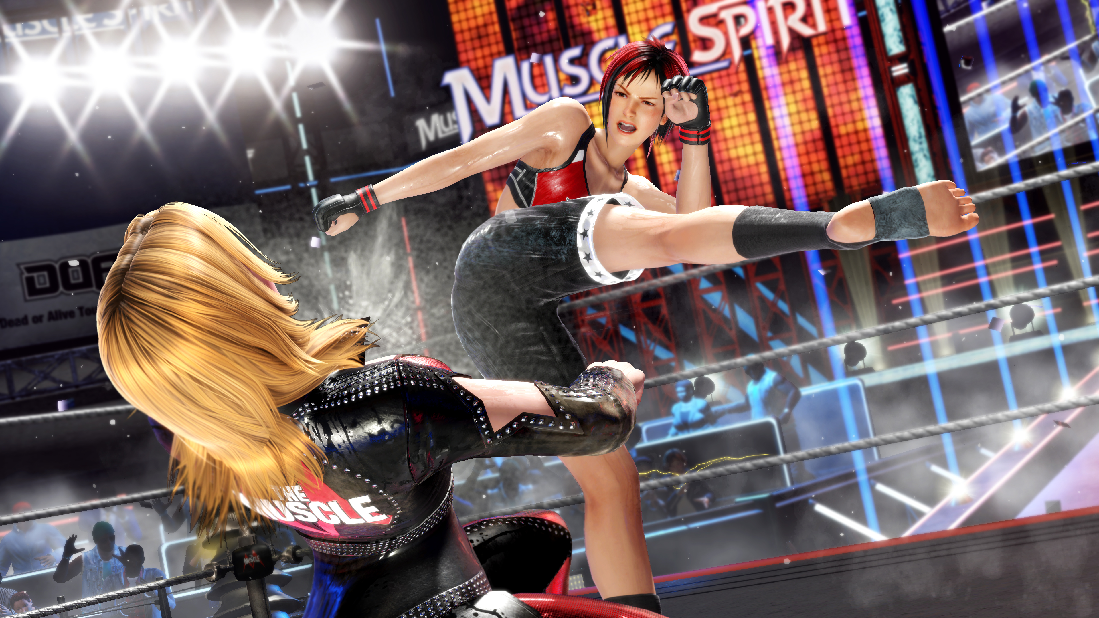 Evo Japan stream taken offline as Dead or Alive 6 segment gets raunchy