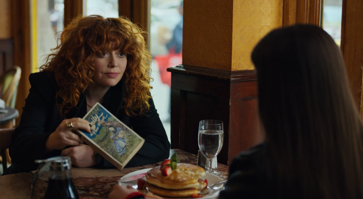 Why Netflix's Russian Doll keeps referencing Emily of New Moon