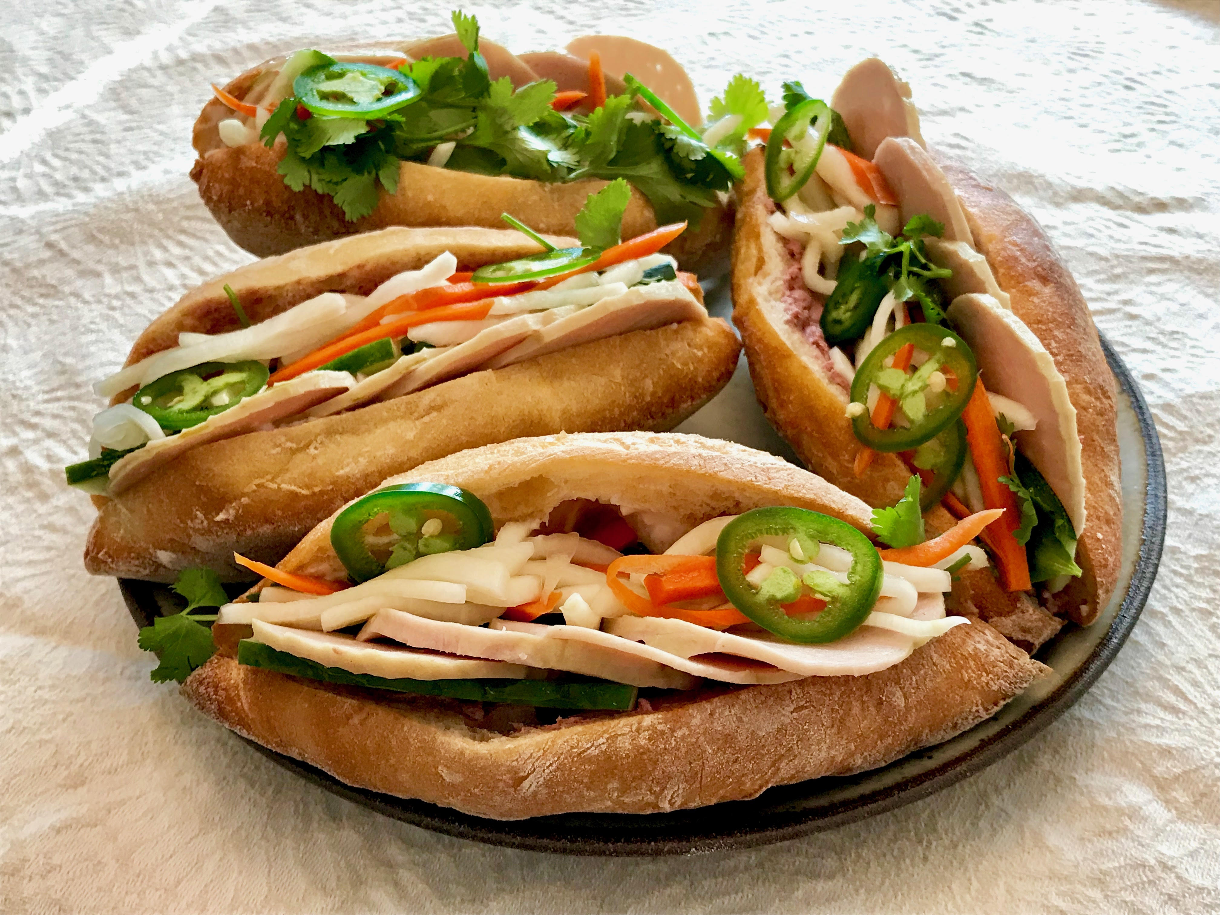 A Vietnamese Immigrant Wants to Bring Great Banh Mi to Berkeley