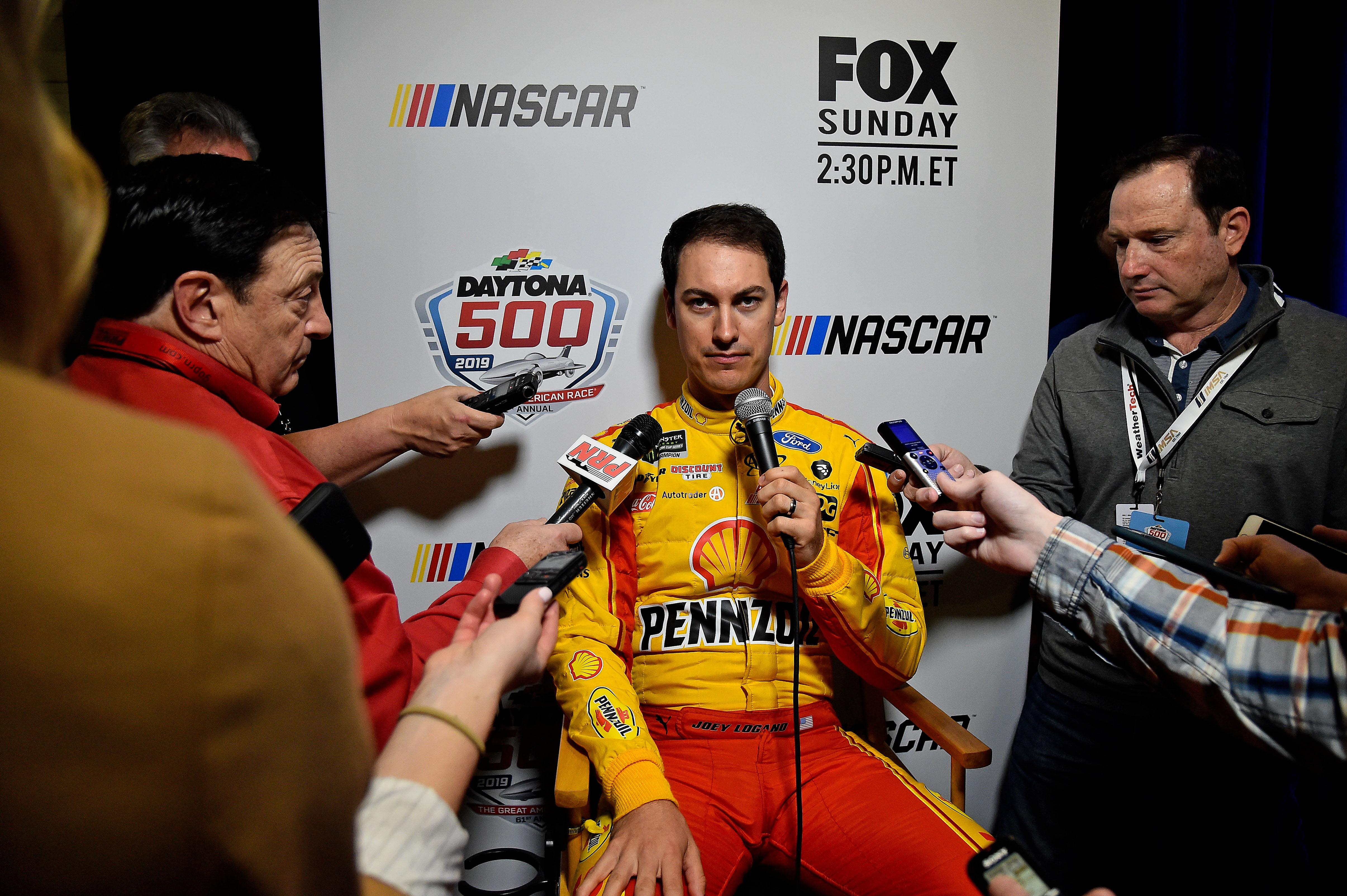 NASCAR: Daytona 500 Media Day