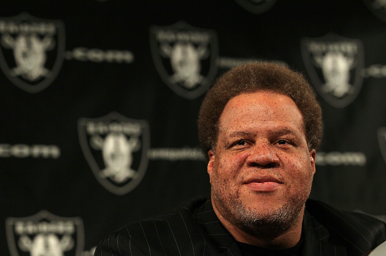 Oakland Raiders Introduce New Head Coach Dennis Allen
