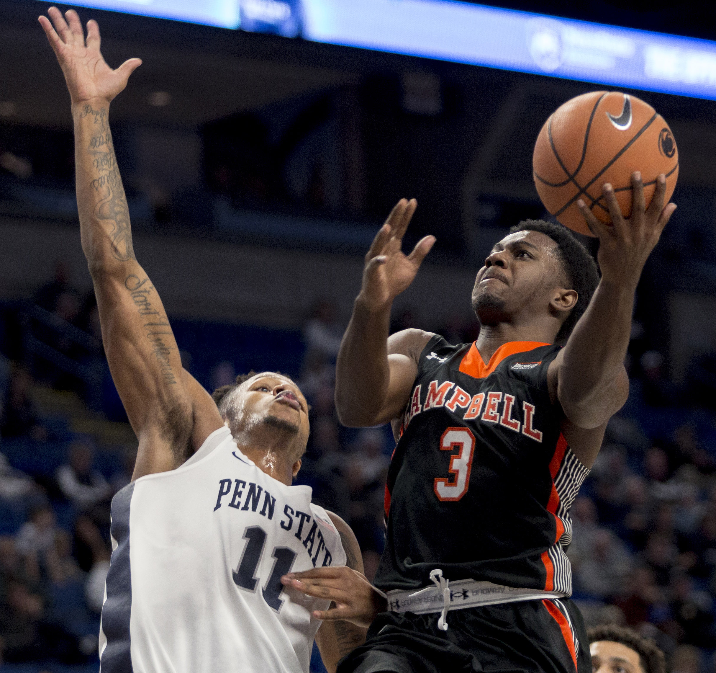 Campbell star Chris Clemons joins college basketball's elite 3,000-point club