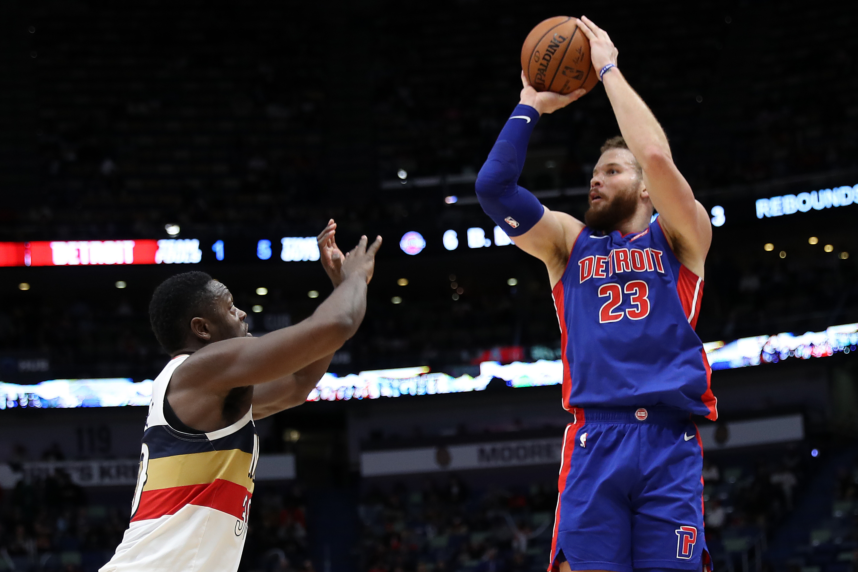 The improved but not new Blake Griffin