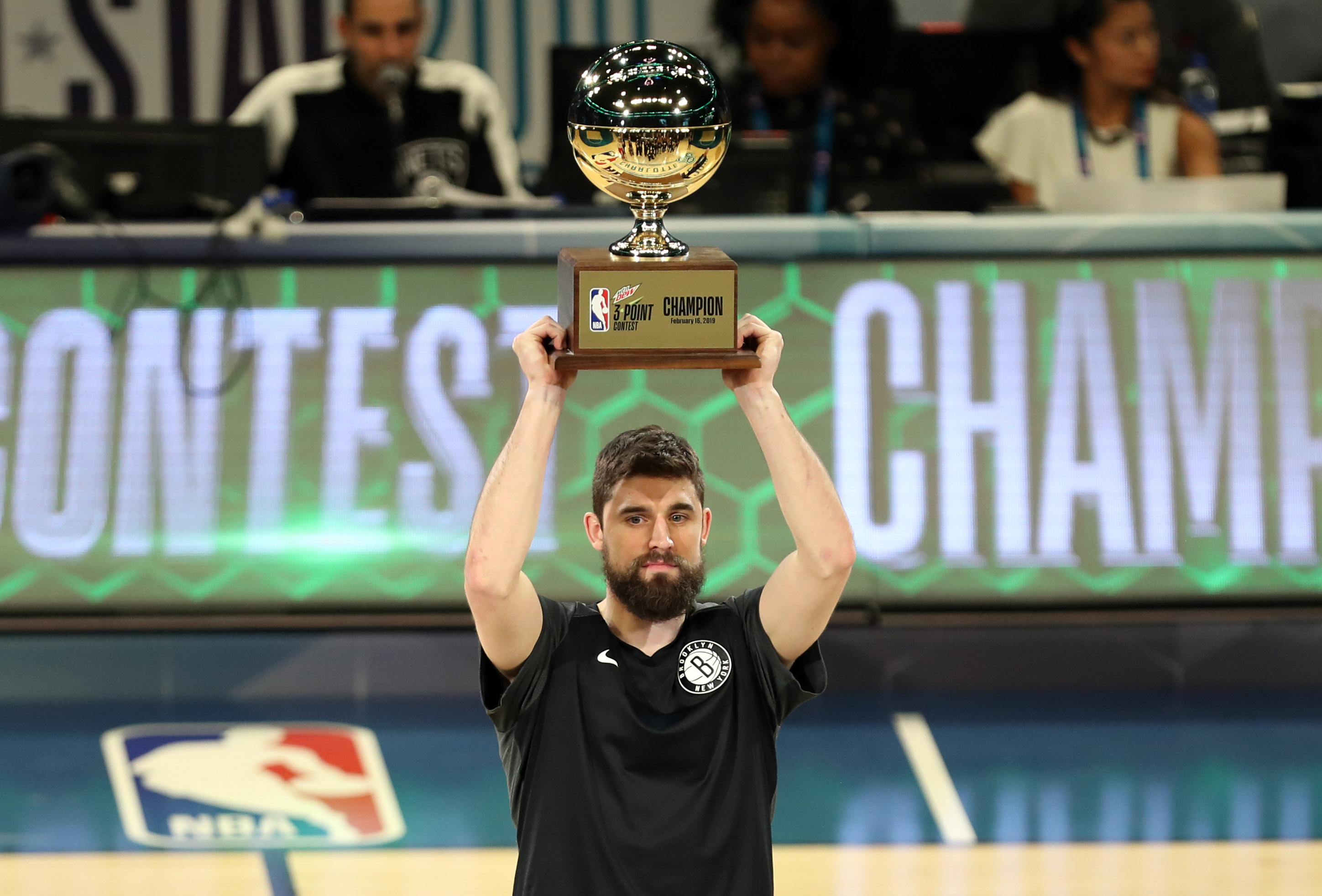 Joe Harris' 3-Point Shootout victory is only a surprise if you weren't paying attention
