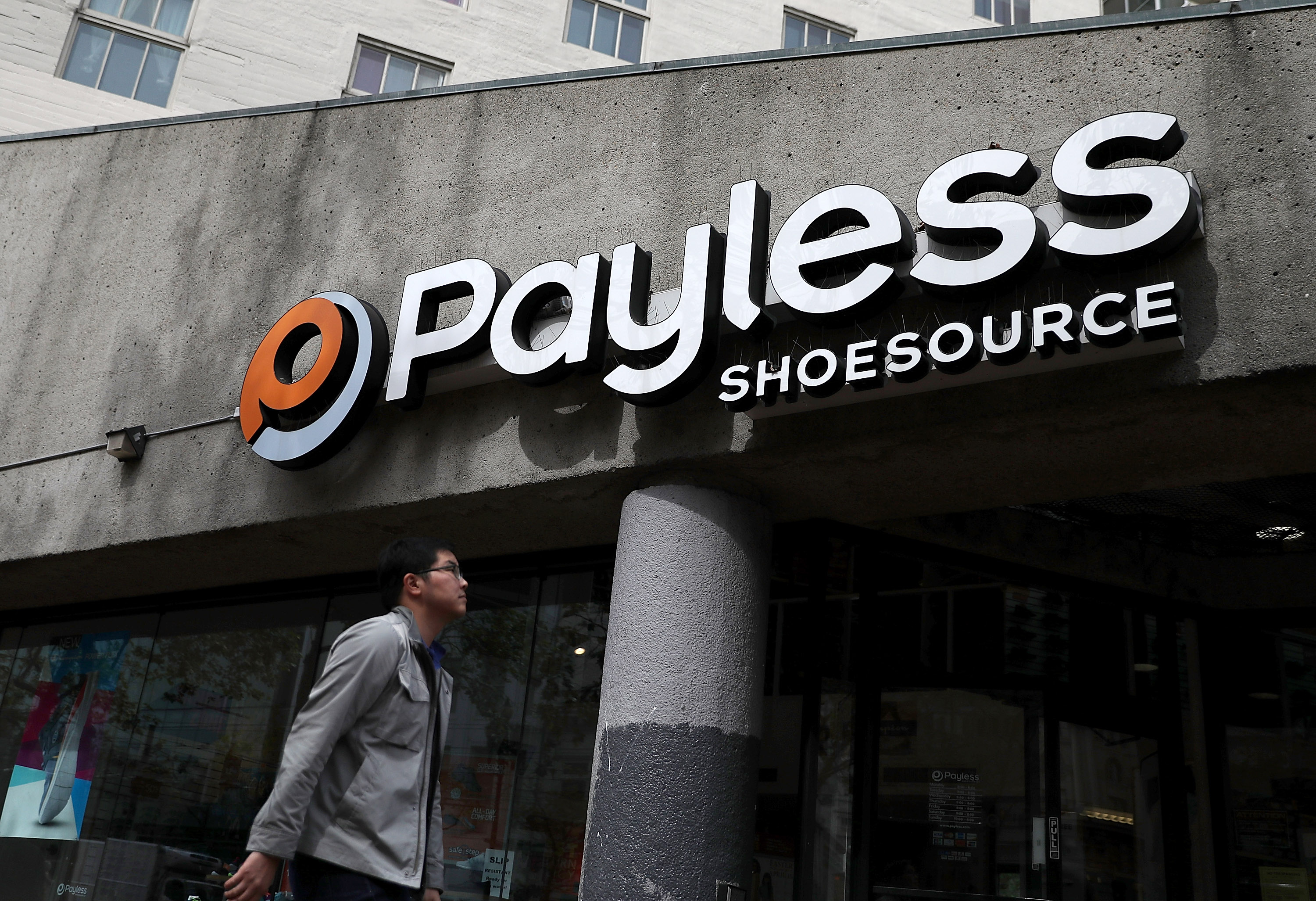 Payless is closing all its US stores